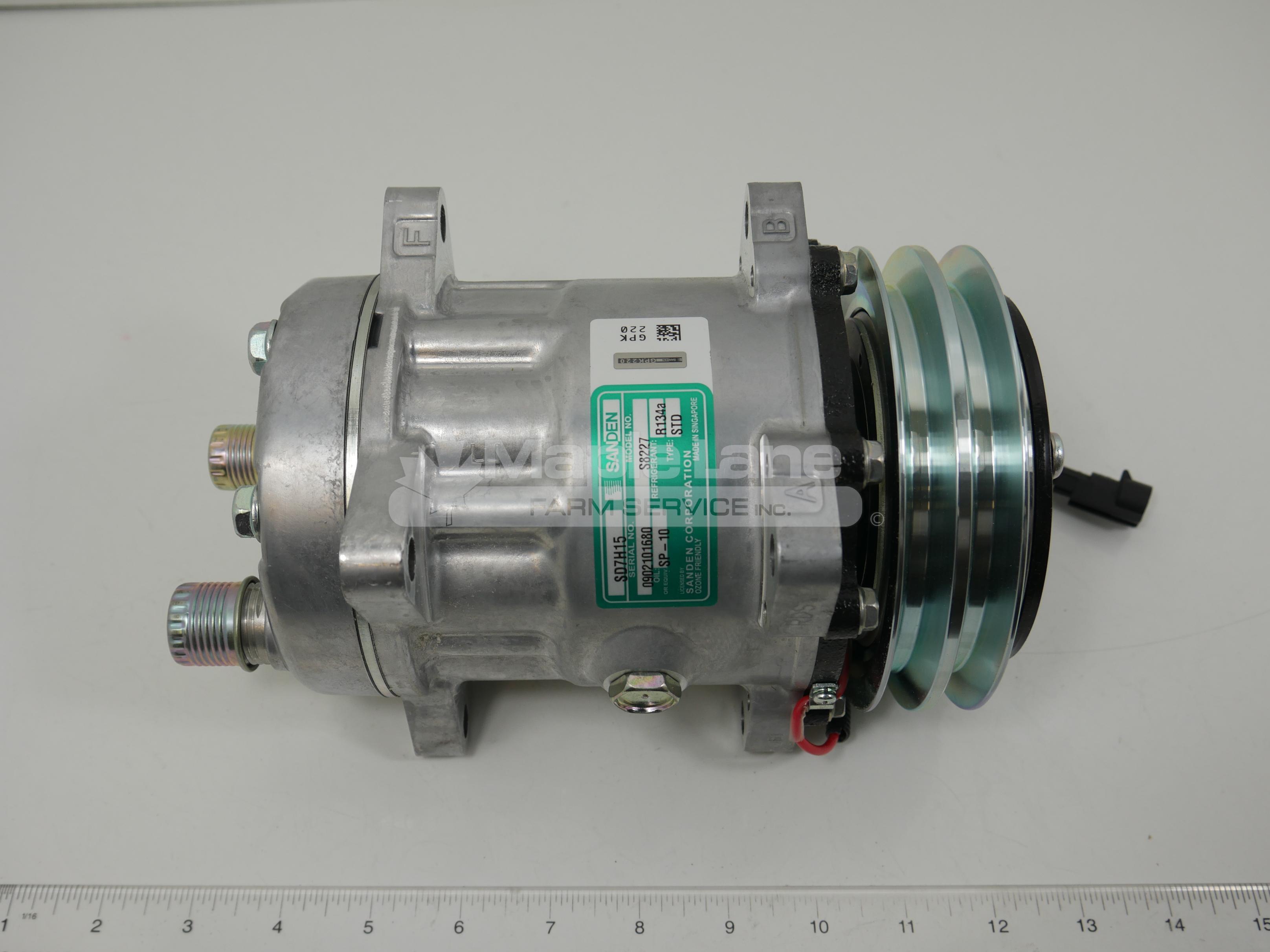 52500988 Compressor