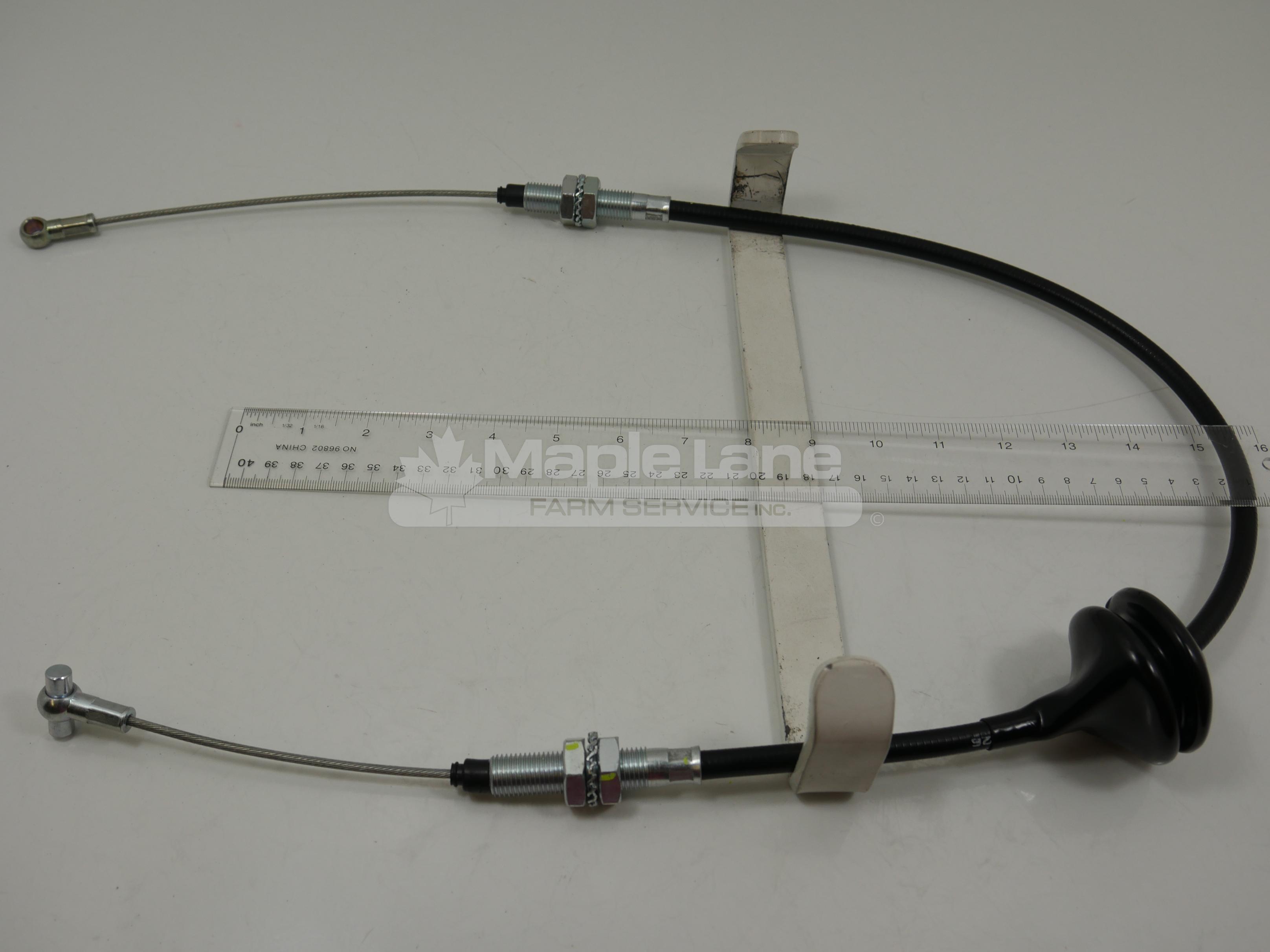 3778581M2 Handbrake Cable