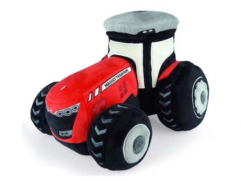 Massey 8000 Series Plush Toy
