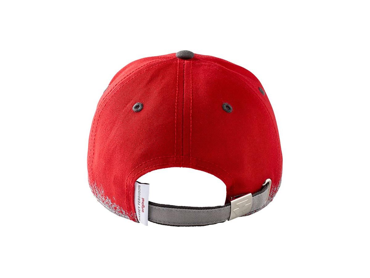 massey ferguson red kids cap
