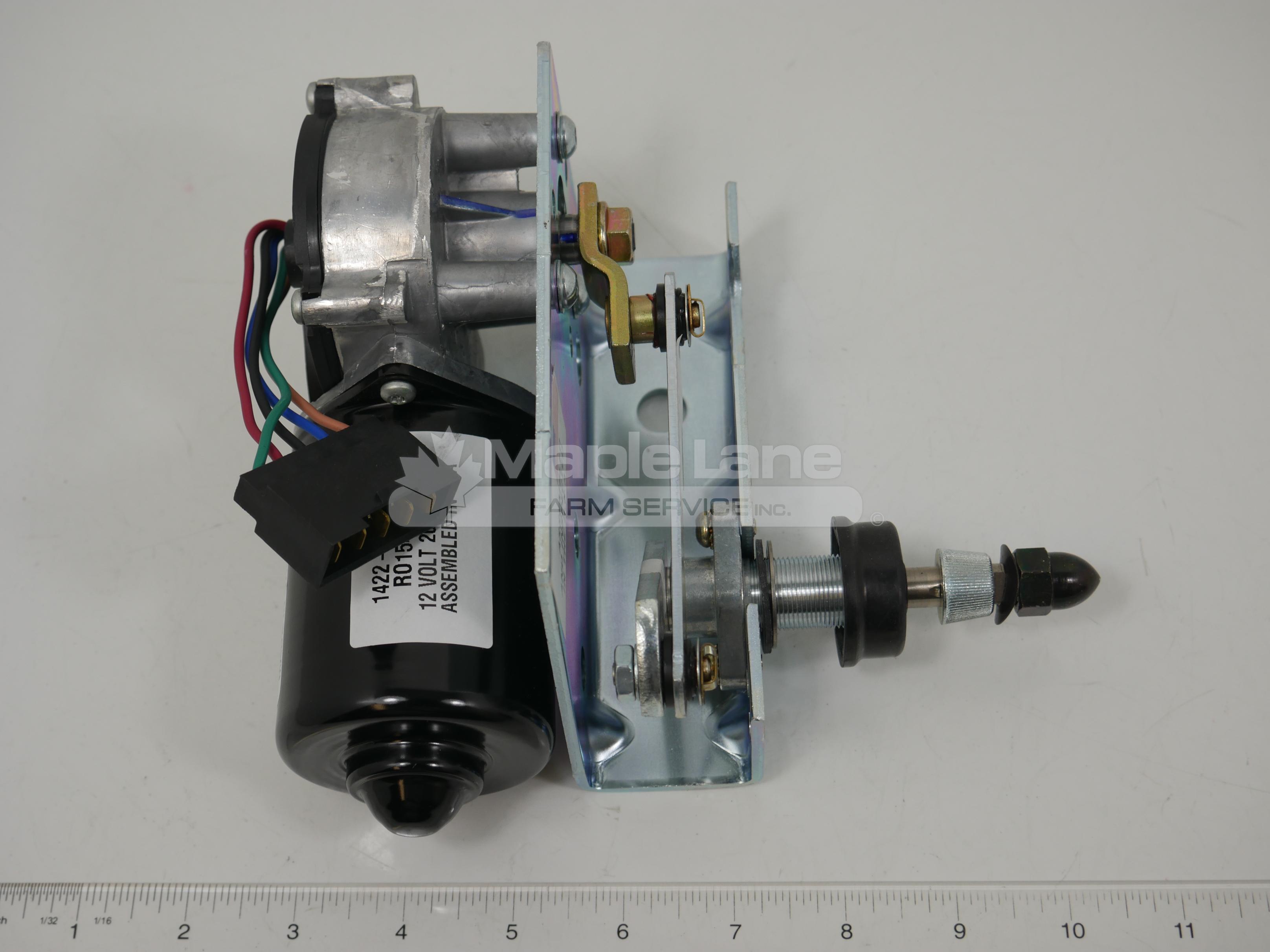 184456 Wiper Motor Assembly