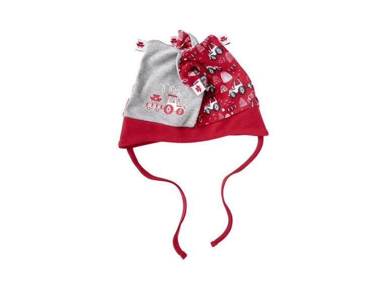 massey ferguson baby hat