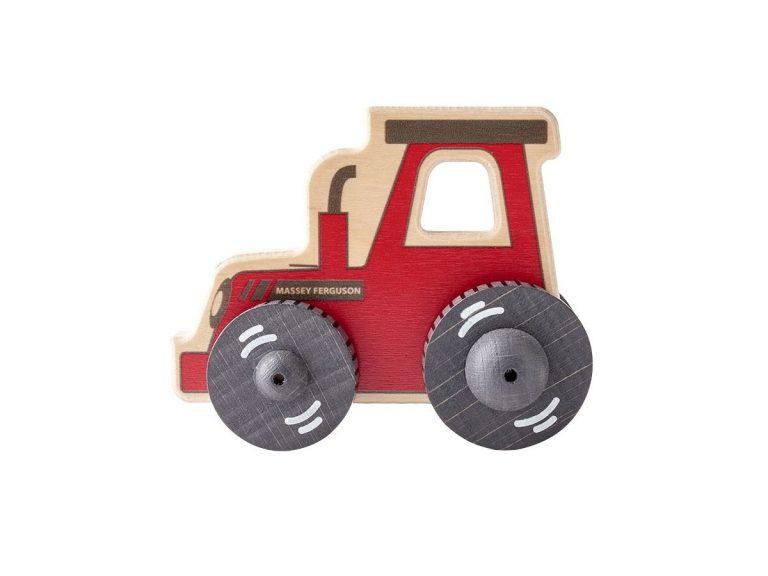massey ferguson wooden tractor