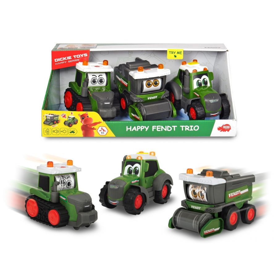 happy fendt trio