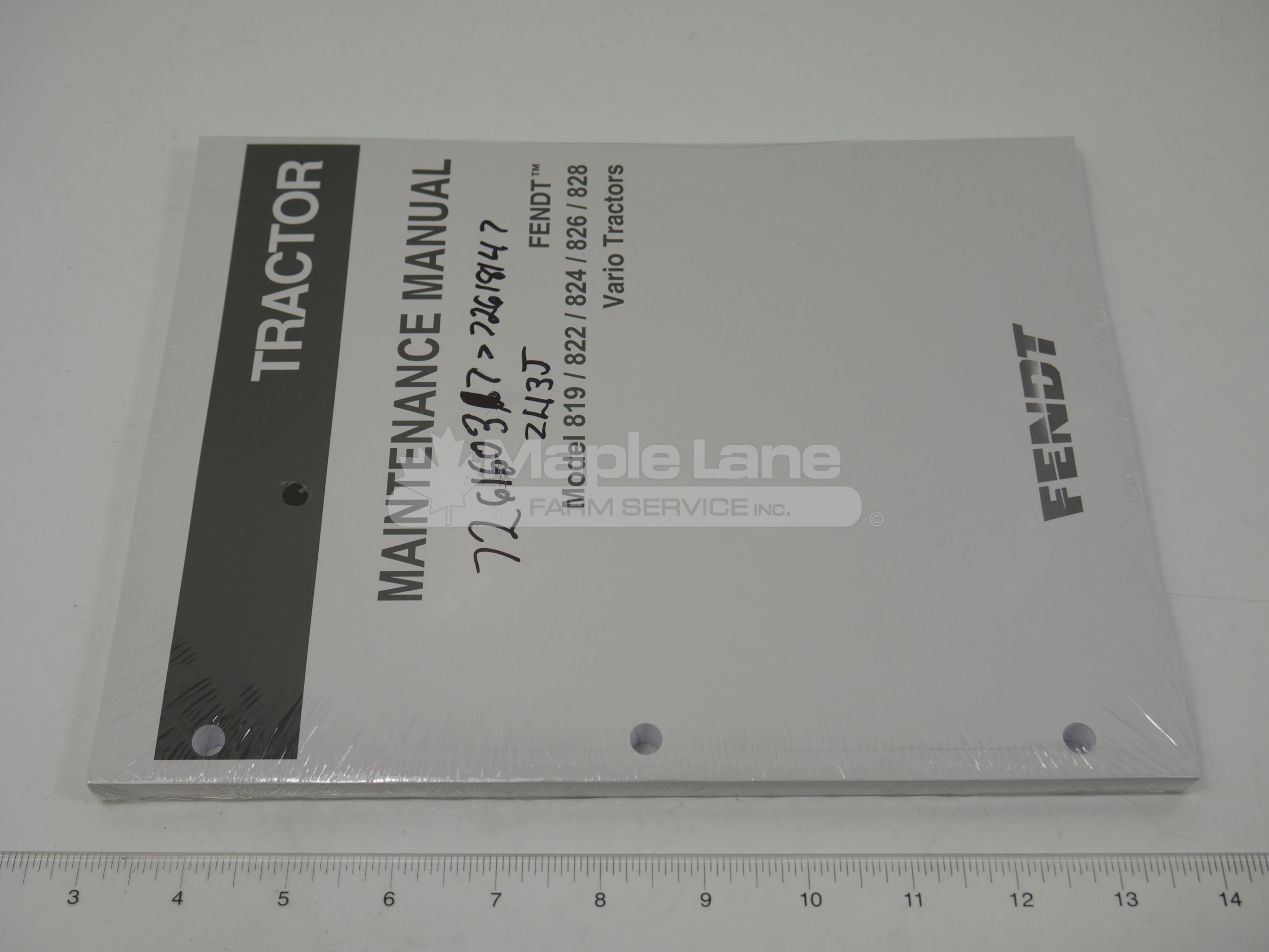 72618147 Owner's Manual