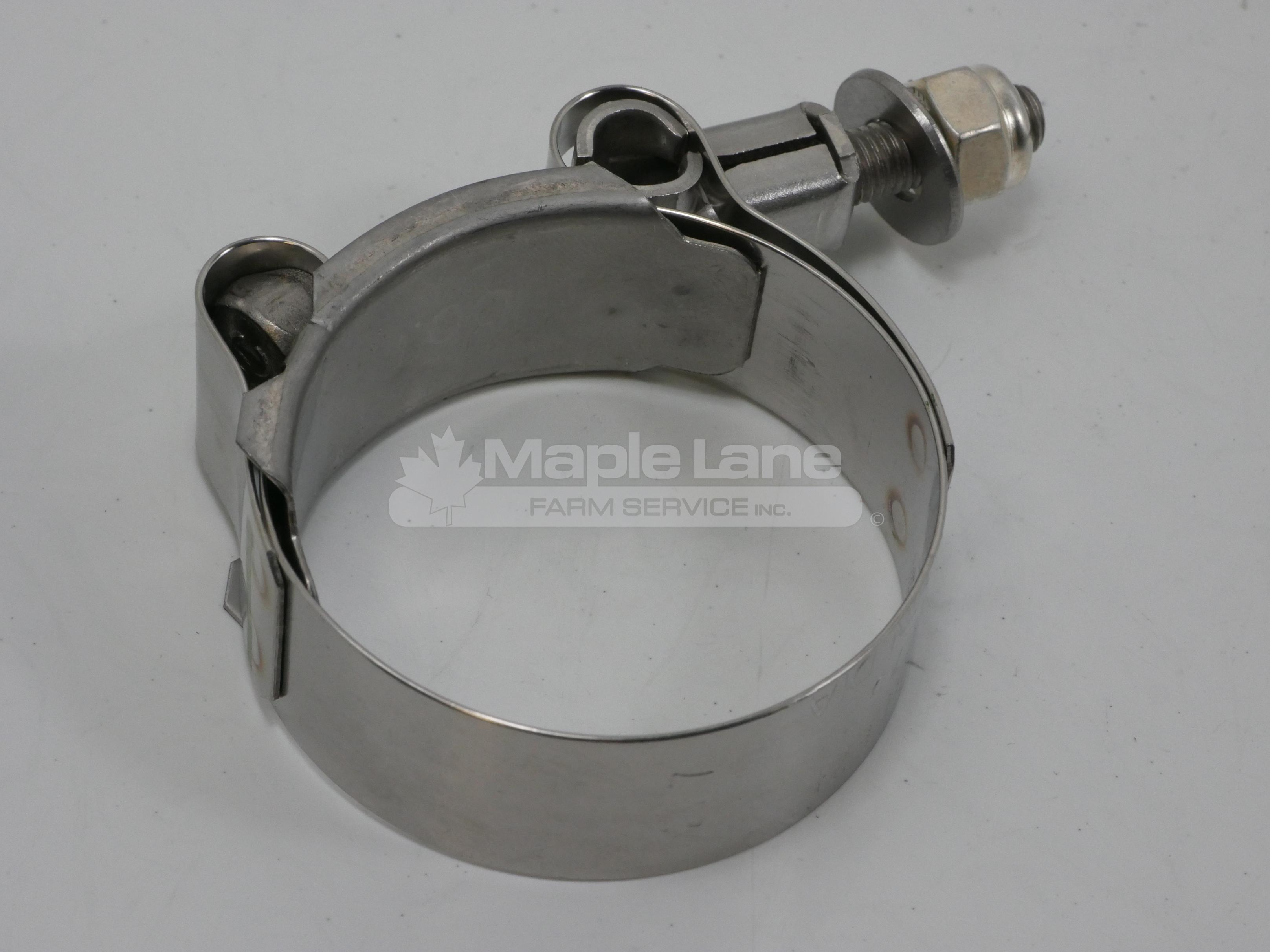 AG561538 Solid Steel Hose Clamp