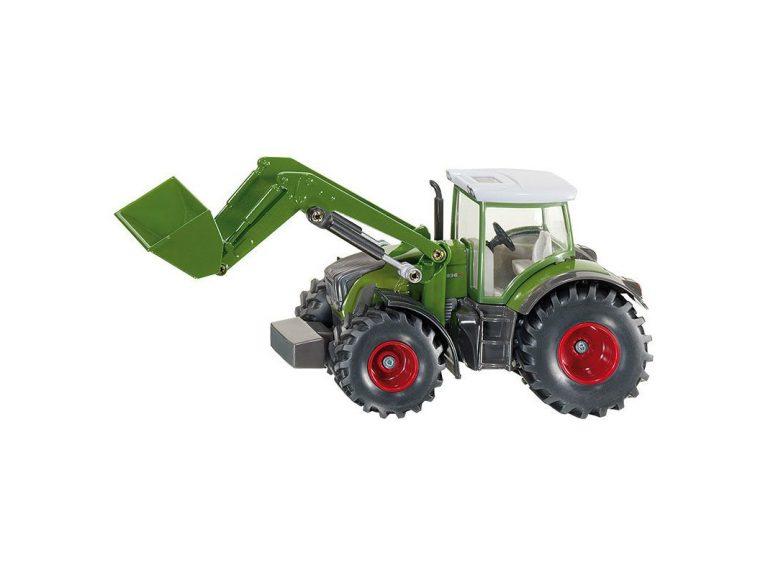 fendt 936 with front loader
