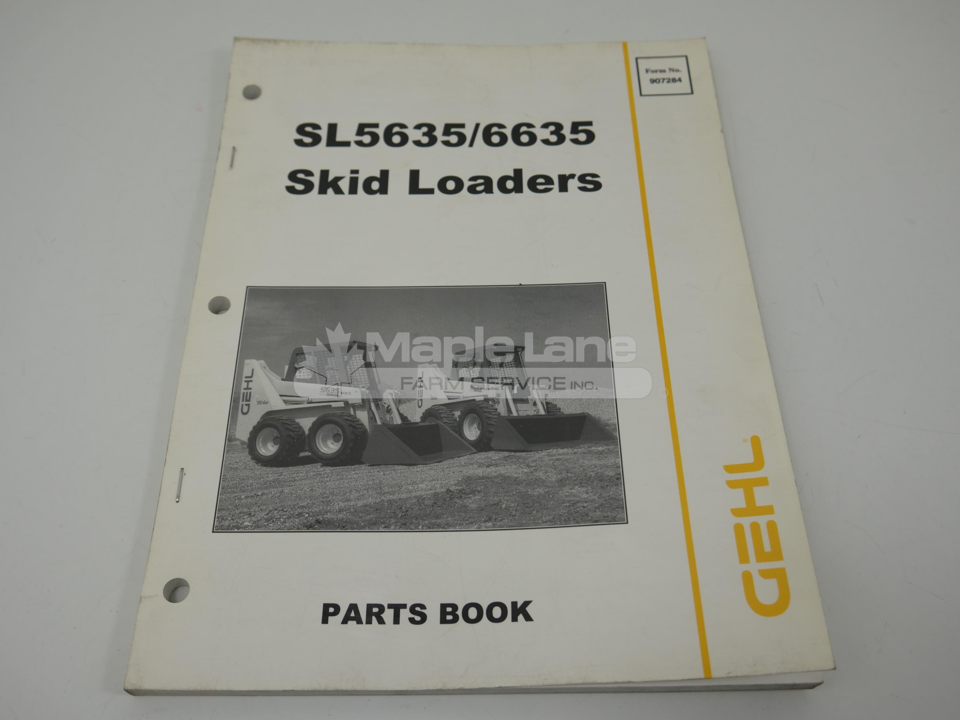 907284 Parts Book