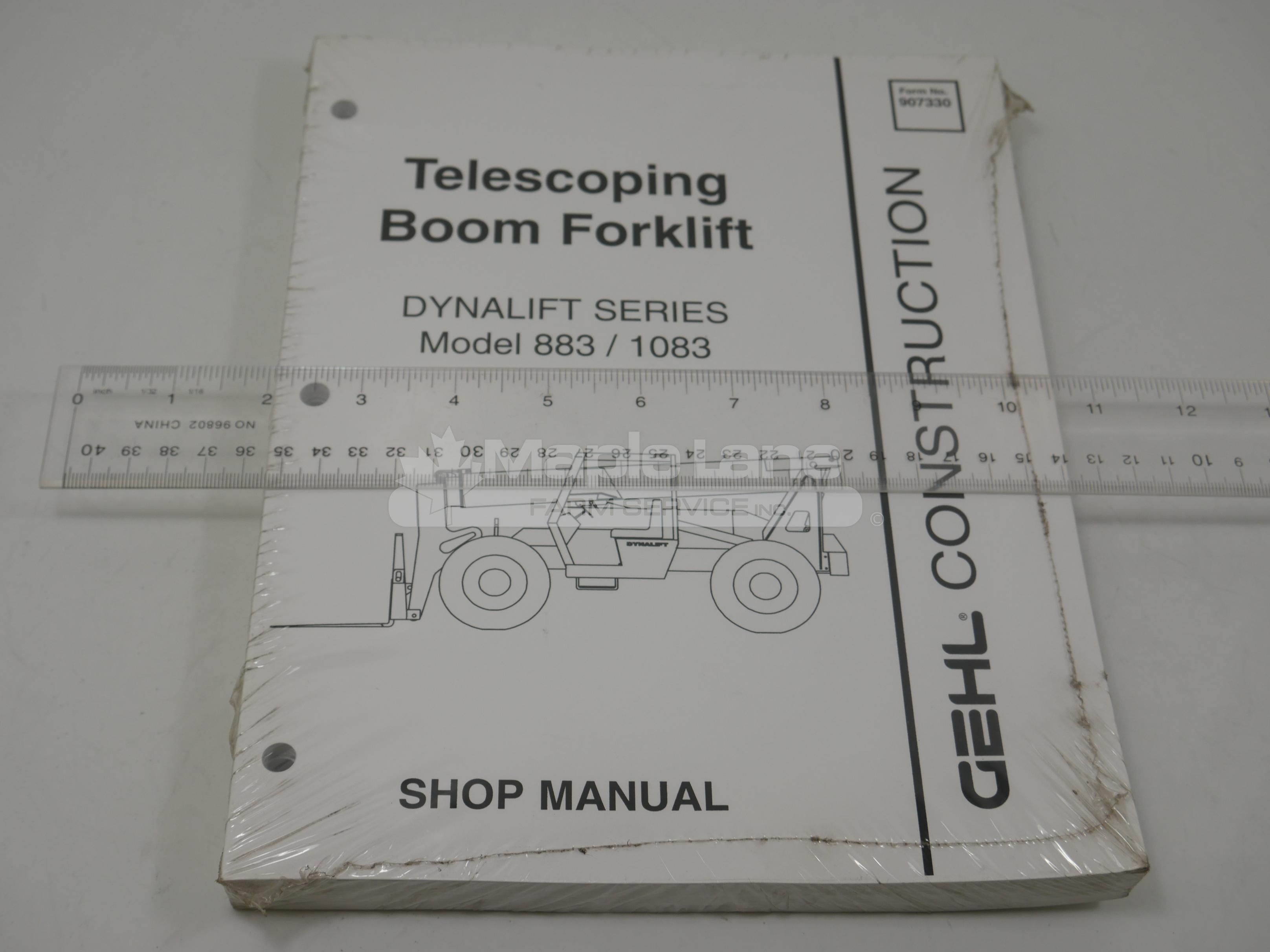907330 Shop Manual