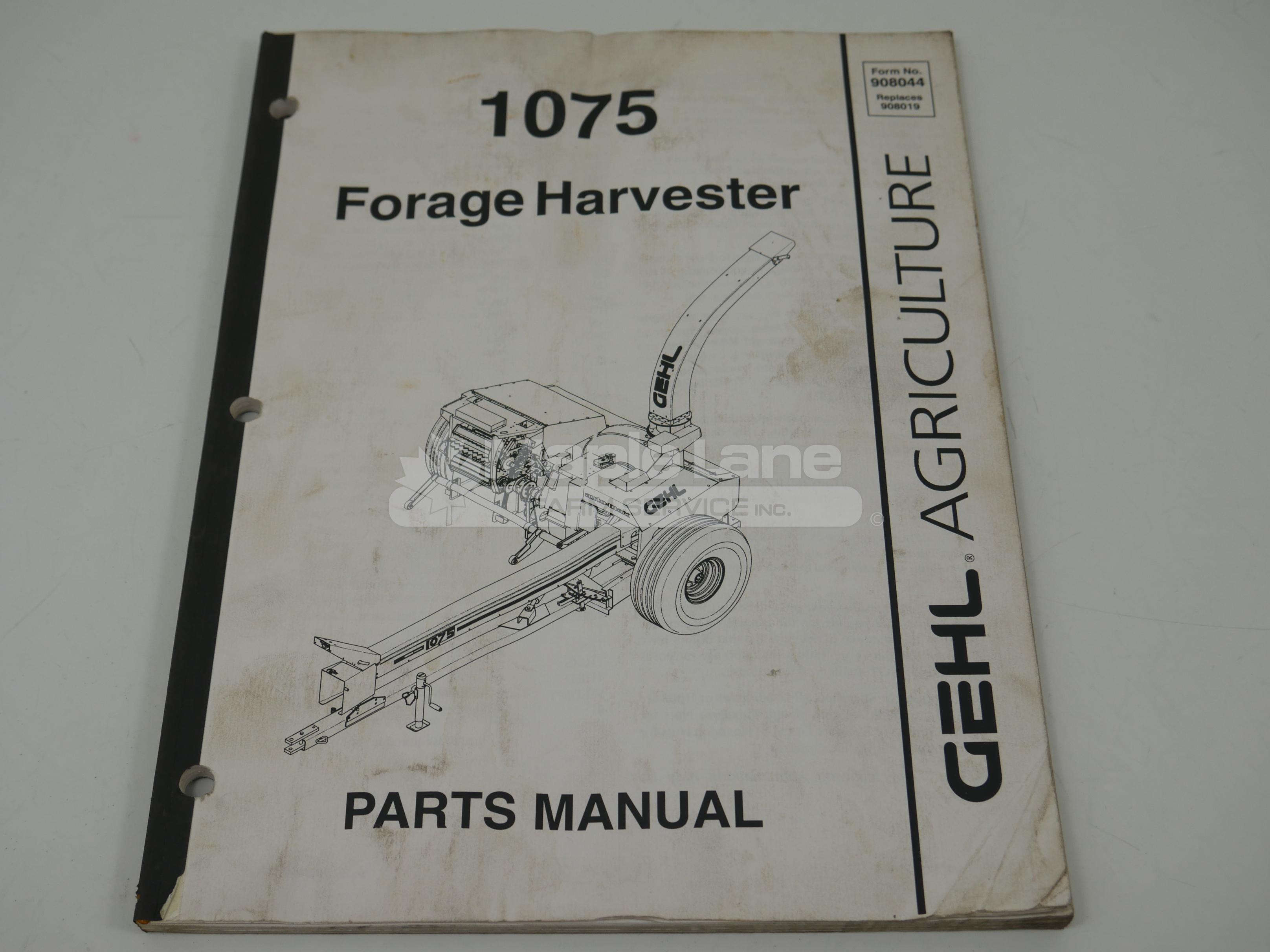 908044 Parts Manual