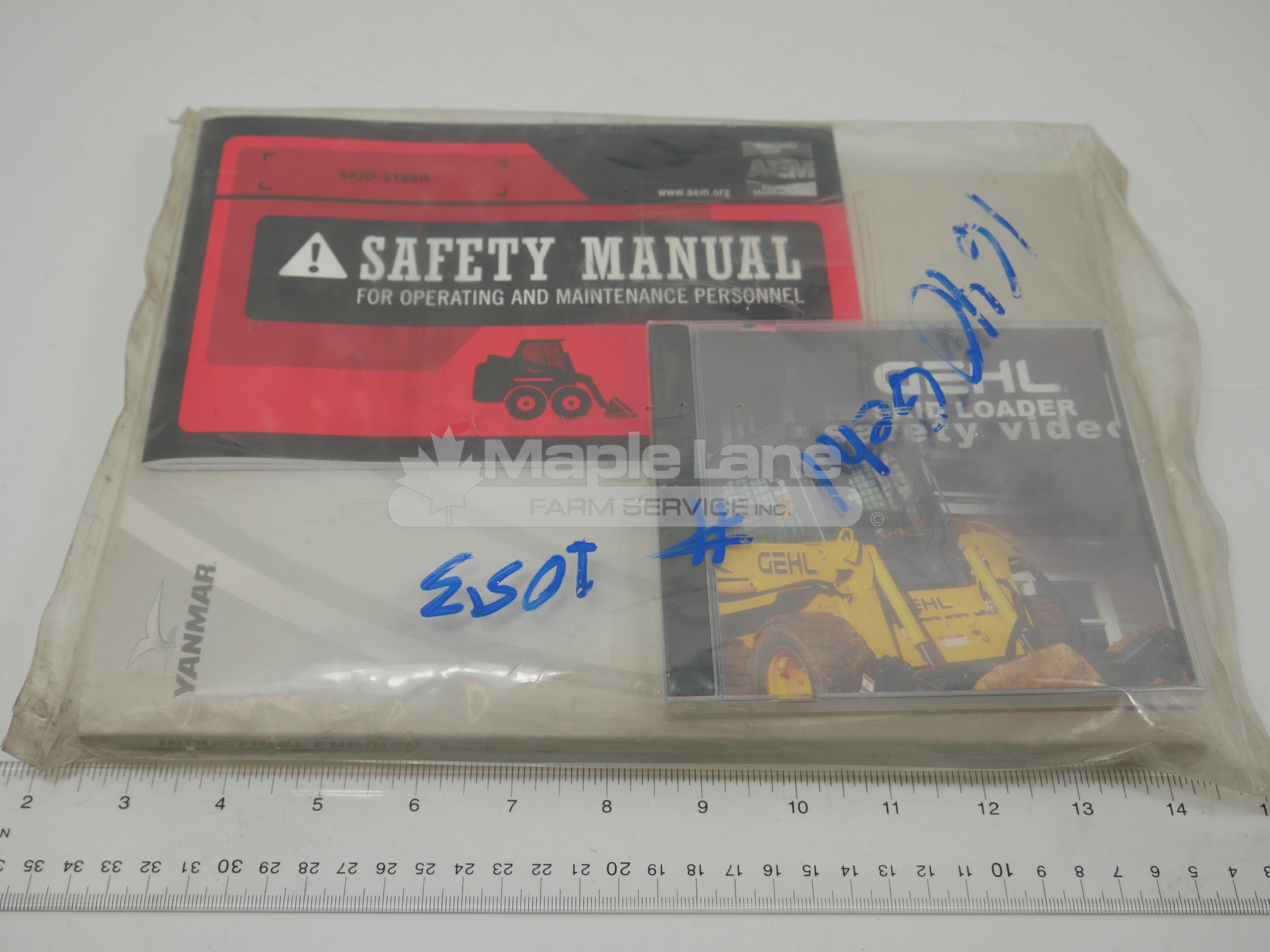 917374 Parts Manual