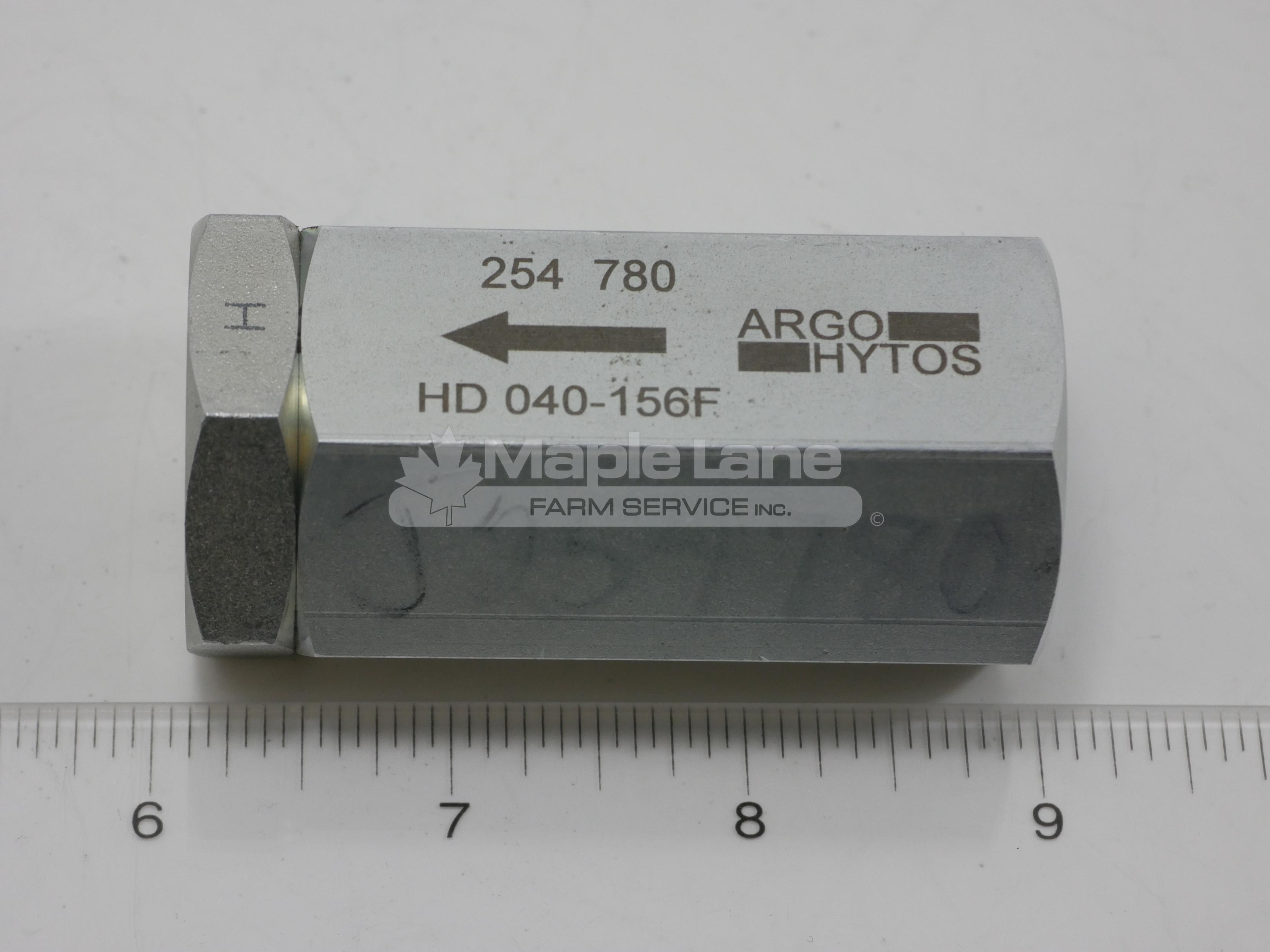 J254780 Filter