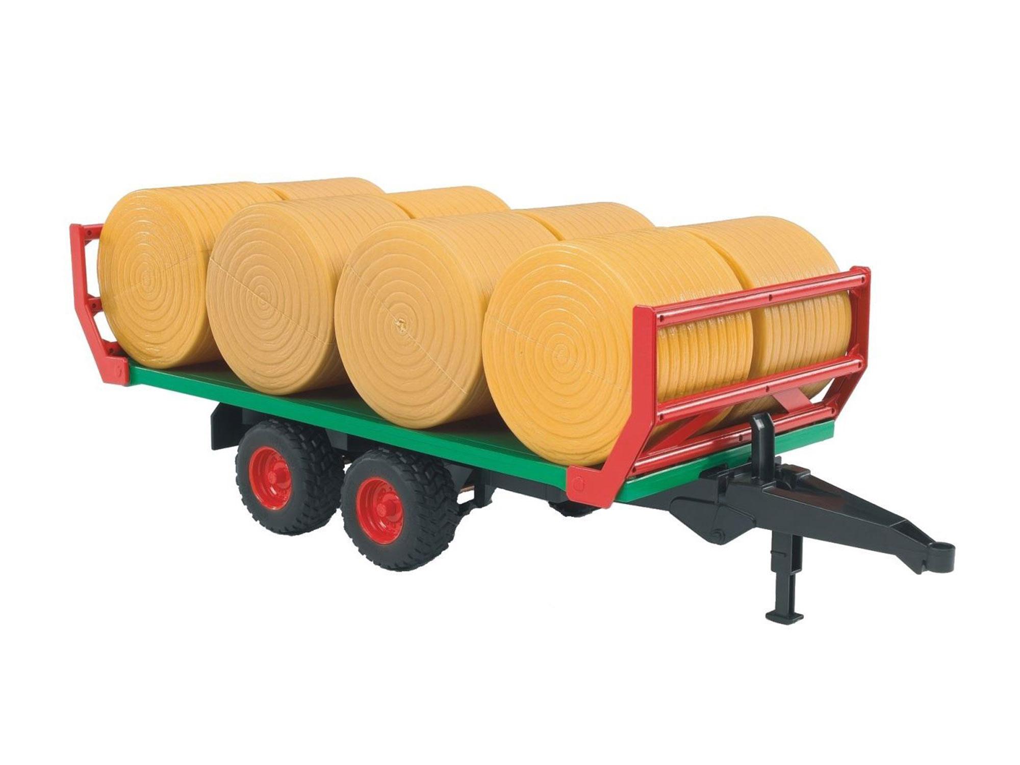 Bruder Bale Wagon