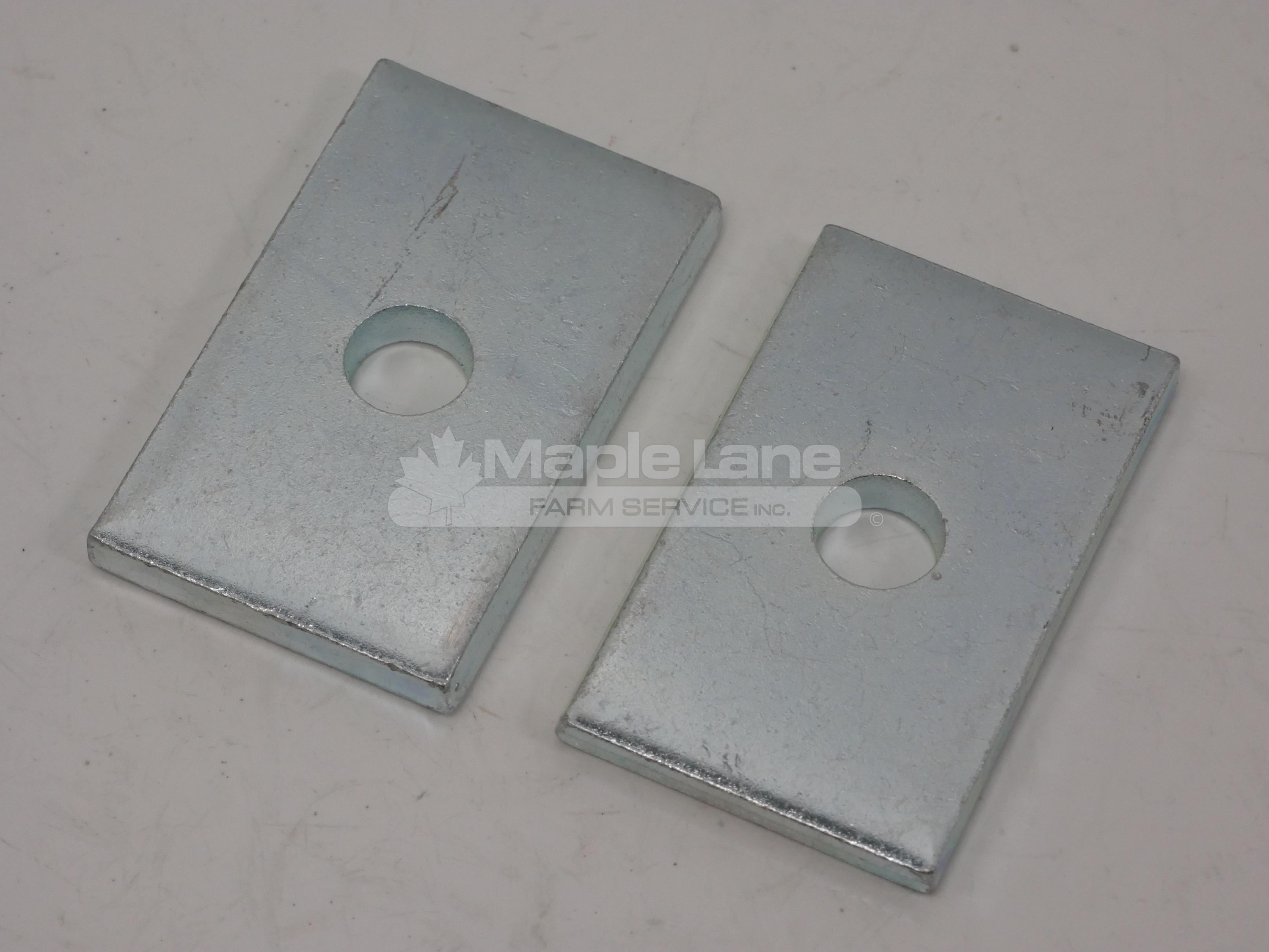 079098 Twin Cover Plate