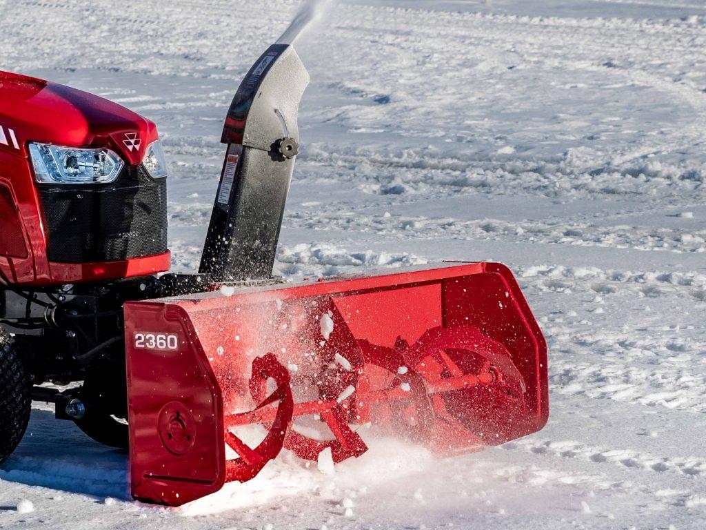 Massey Ferguson 2360 Snow Blower