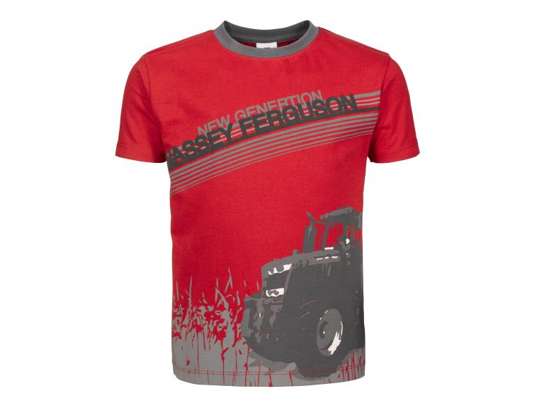 Massey New Generation Kids T-Shirt