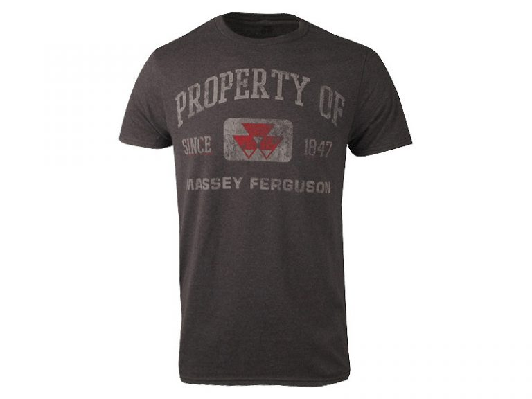 Property Of Massey Ferguson T-Shirt