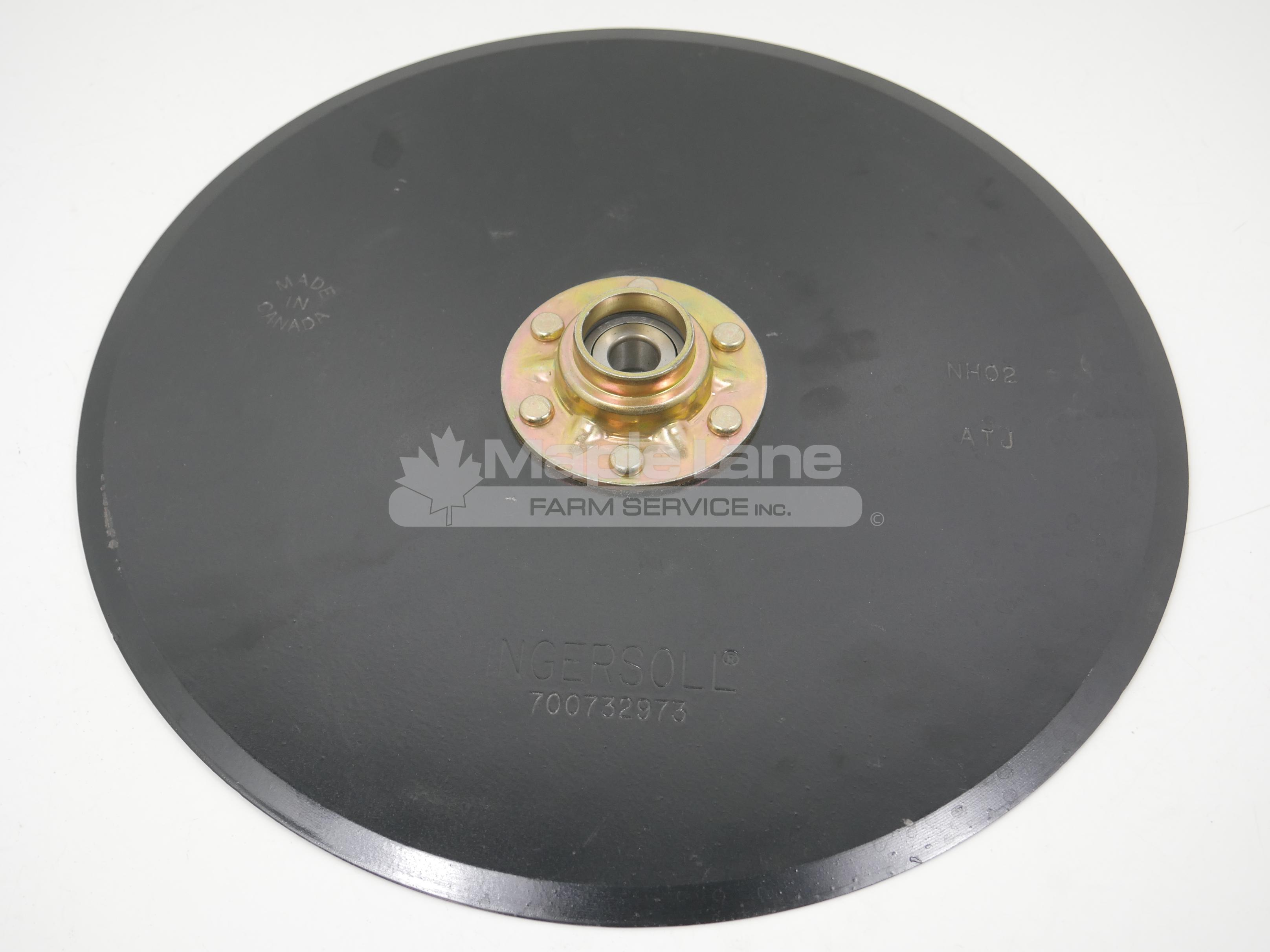 700732973 Disc with Bearing