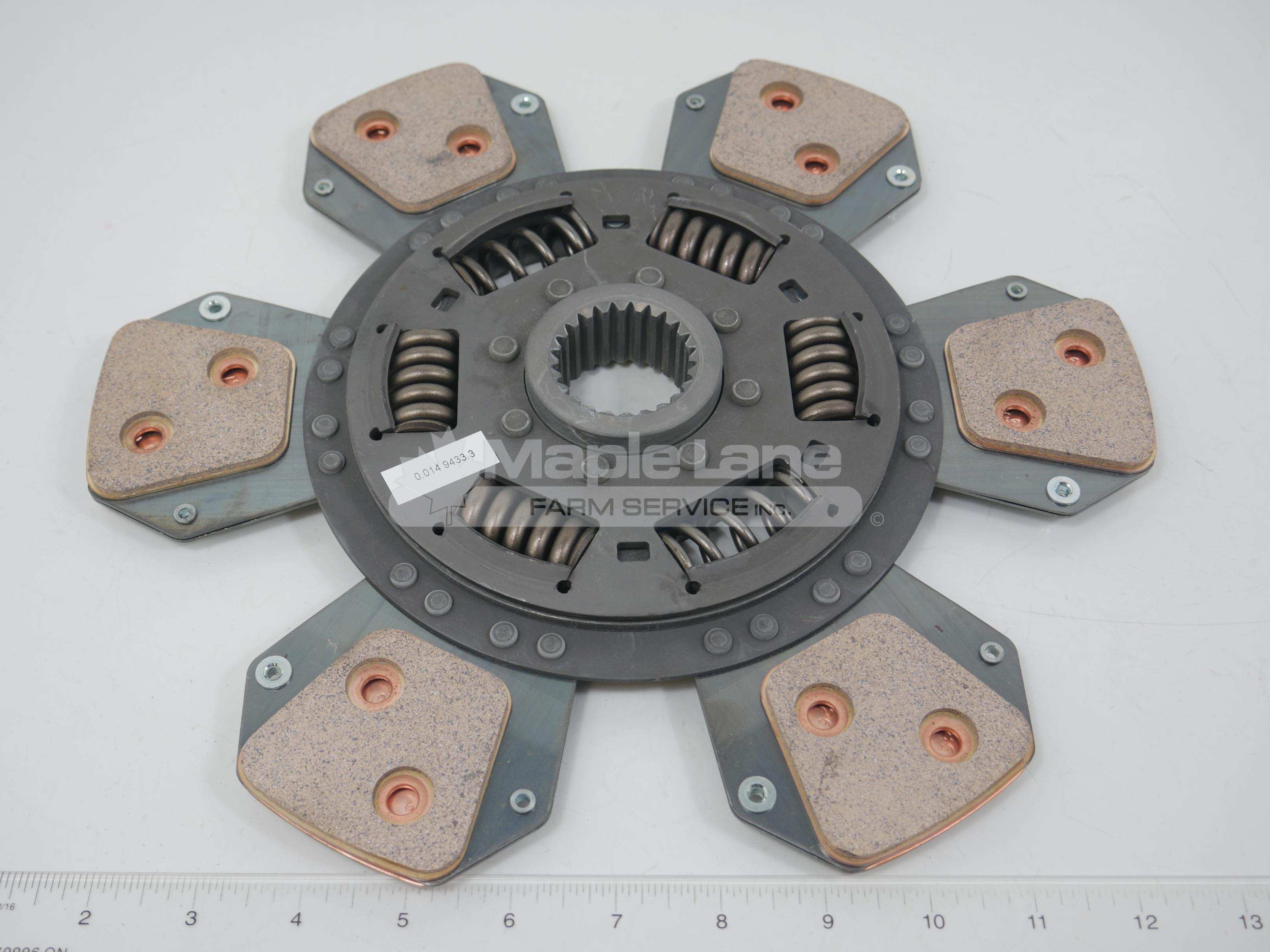 72291564 Clutch Disc
