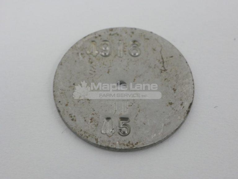 AG002599 Plate