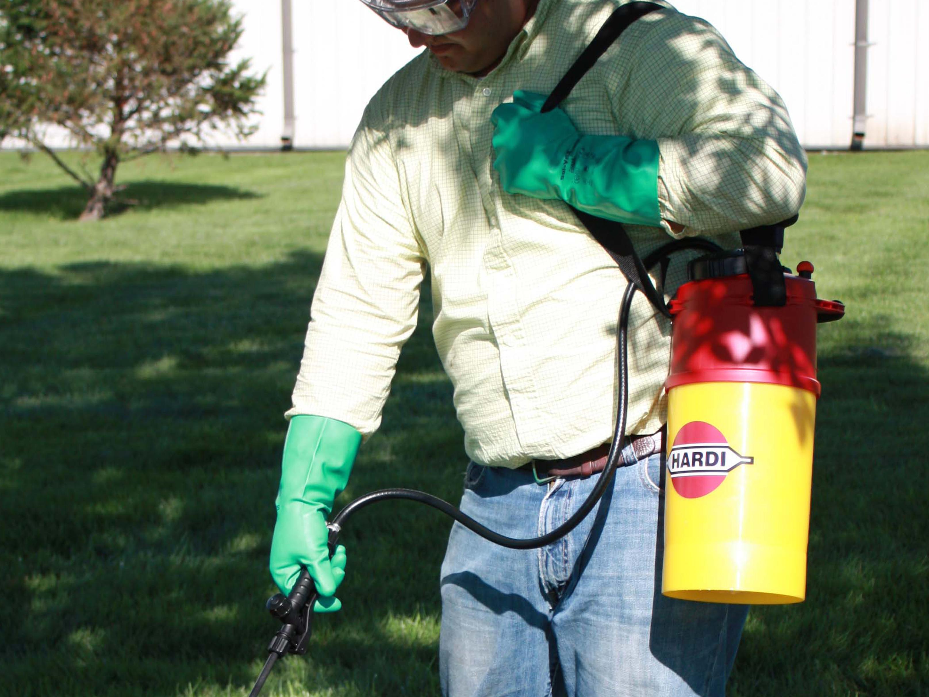 Hardi P6 Handheld Sprayer