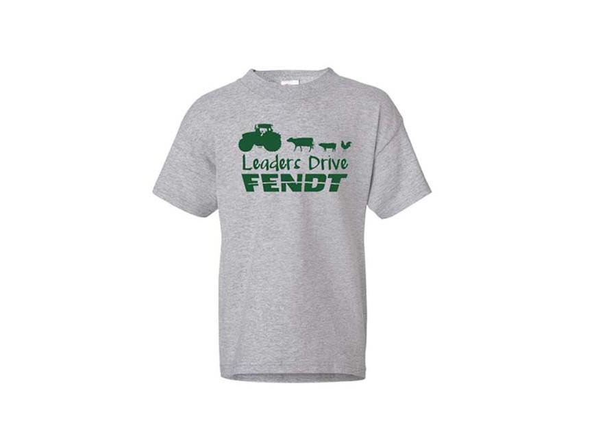 Child's Leaders Drive Fendt T-Shirt
