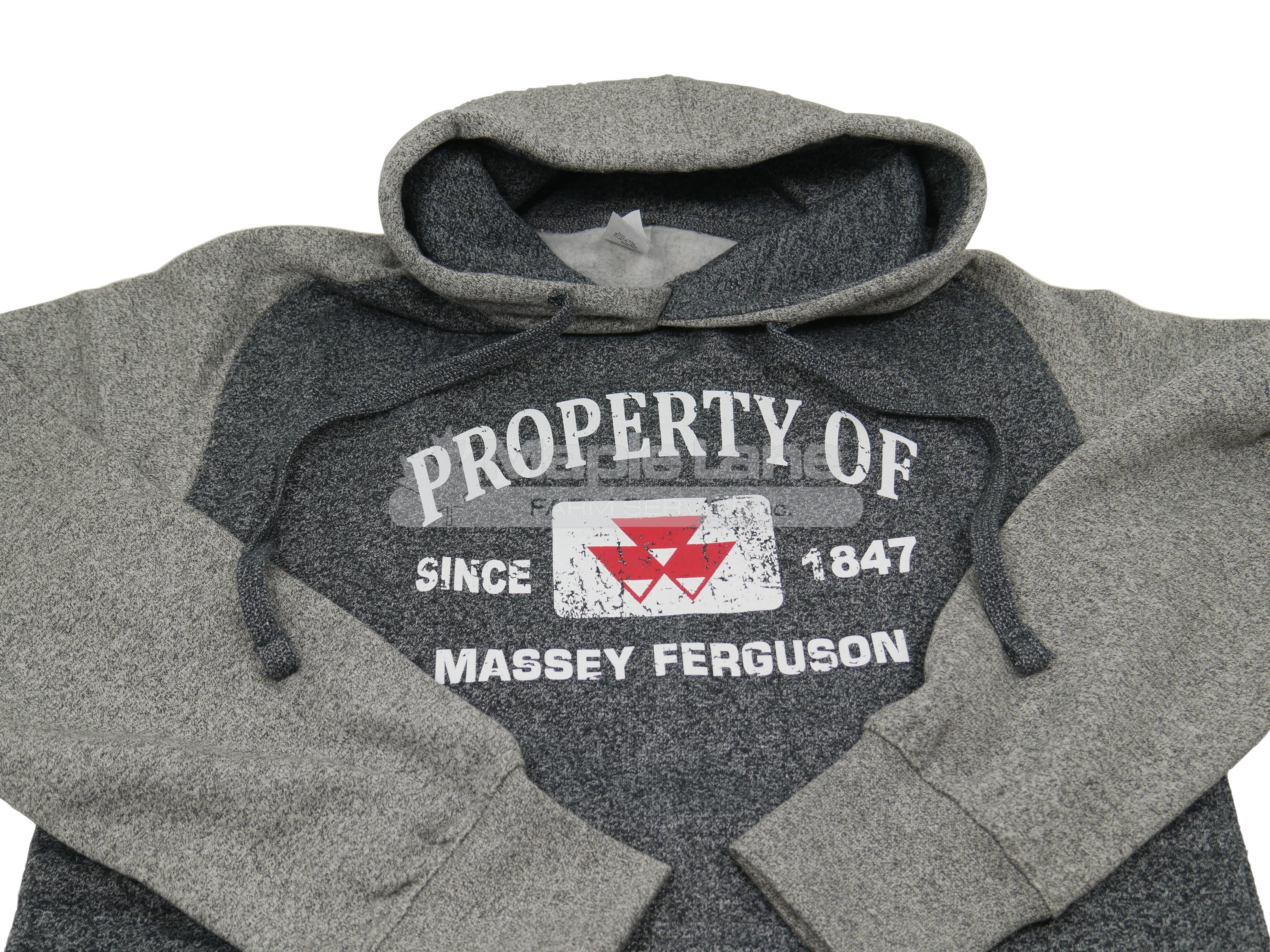 Property of Massey Ferguson Hoodie