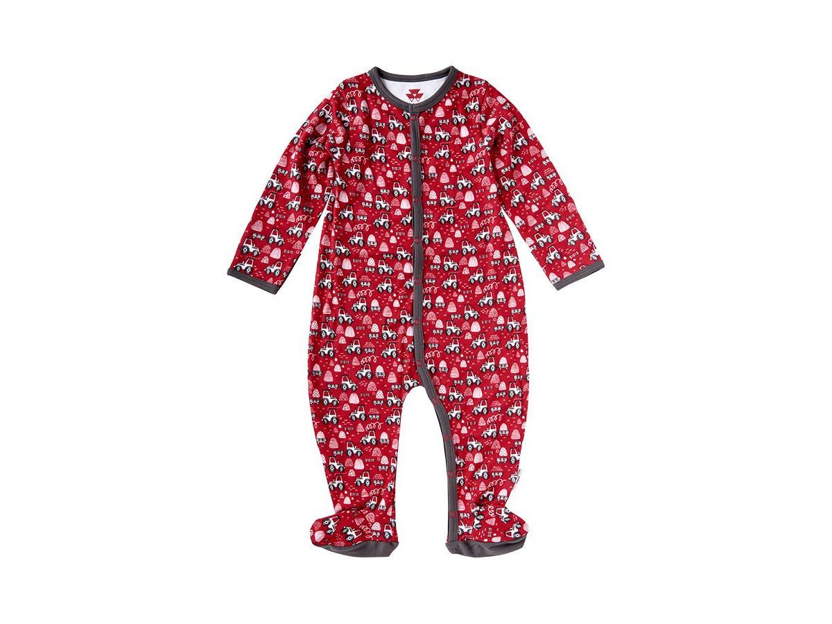 Massey Ferguson Baby Pajamas