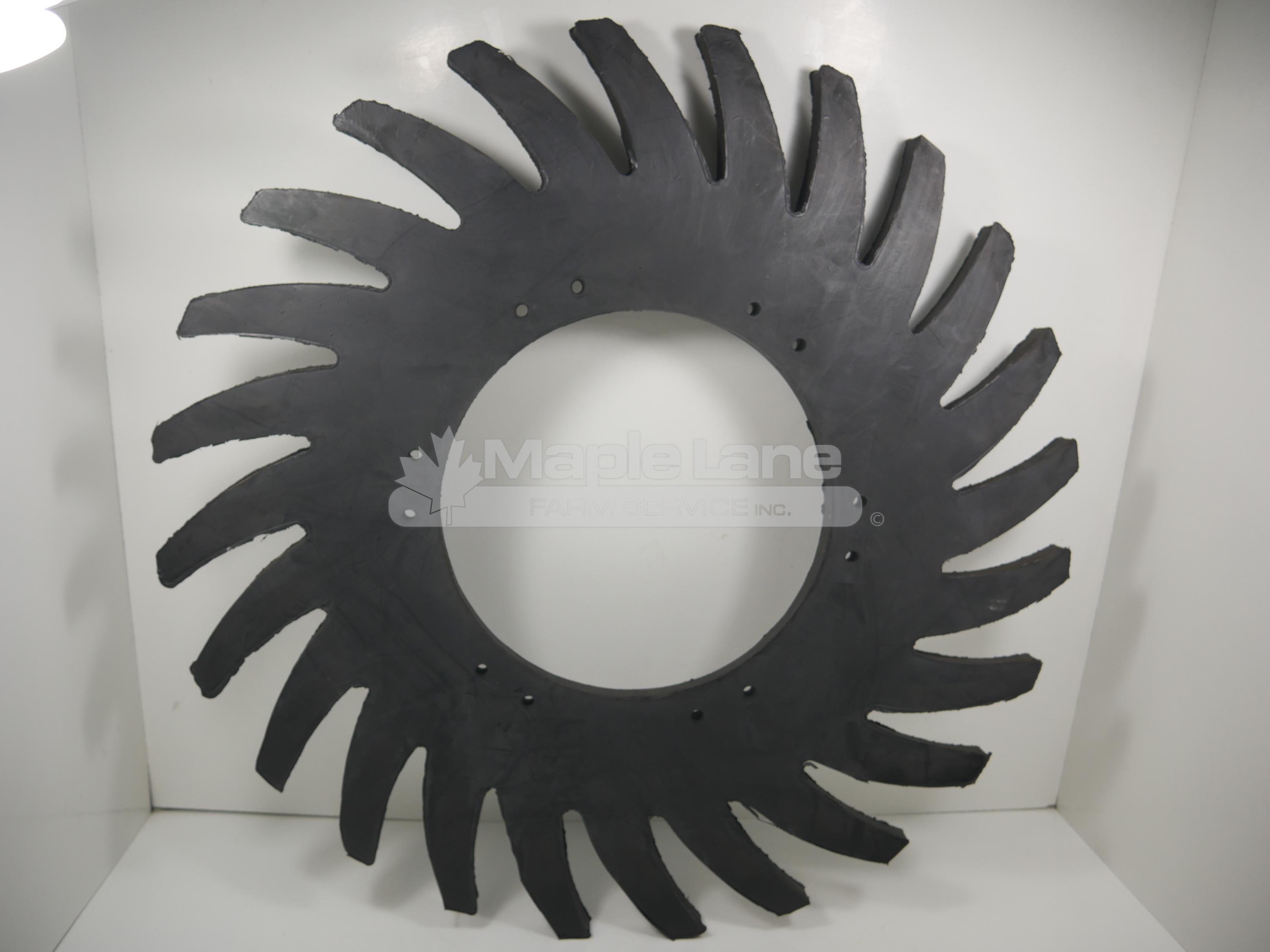 073234 Rubber Wheel