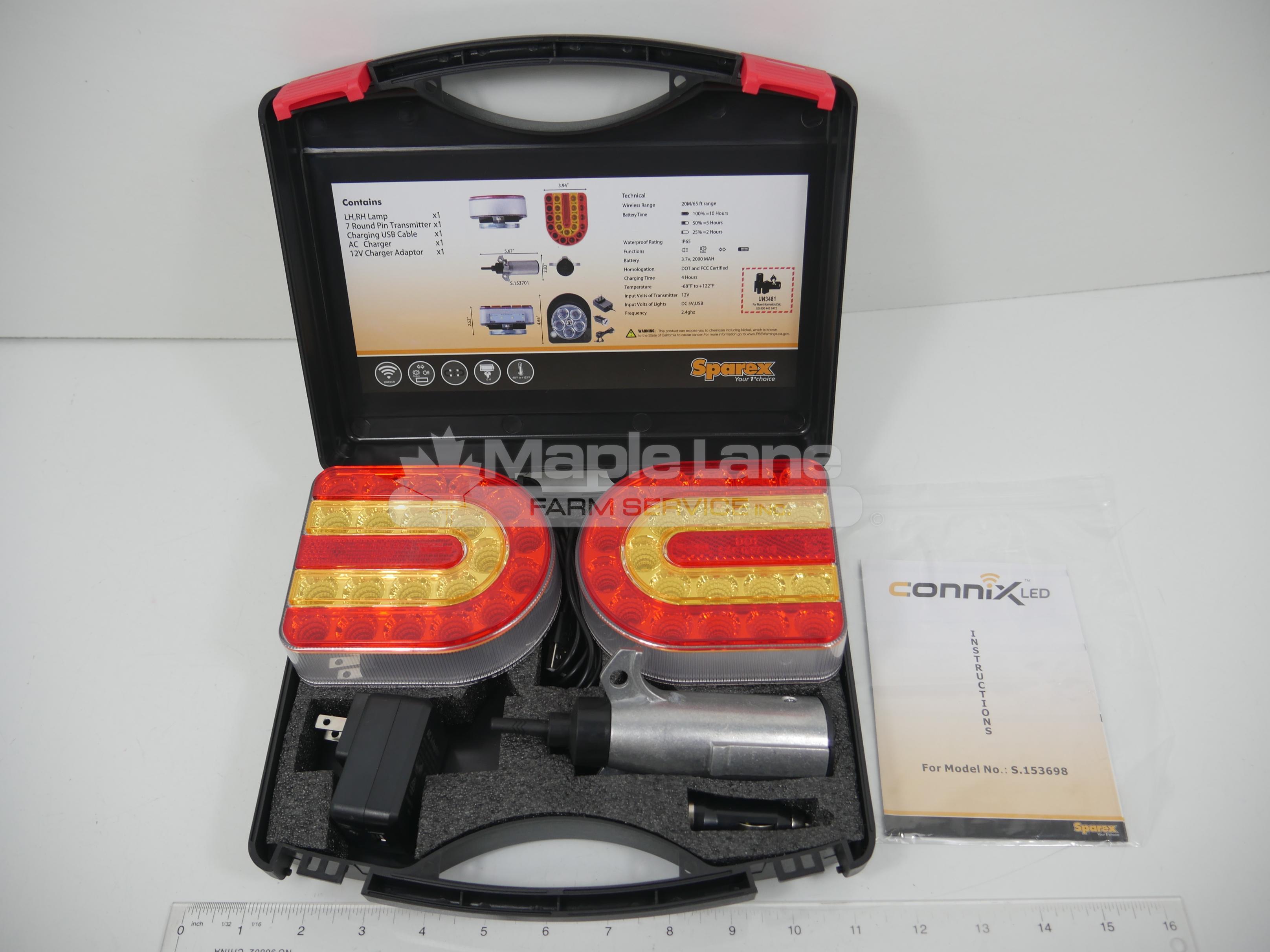 153698 Wireless Tail Light Kit