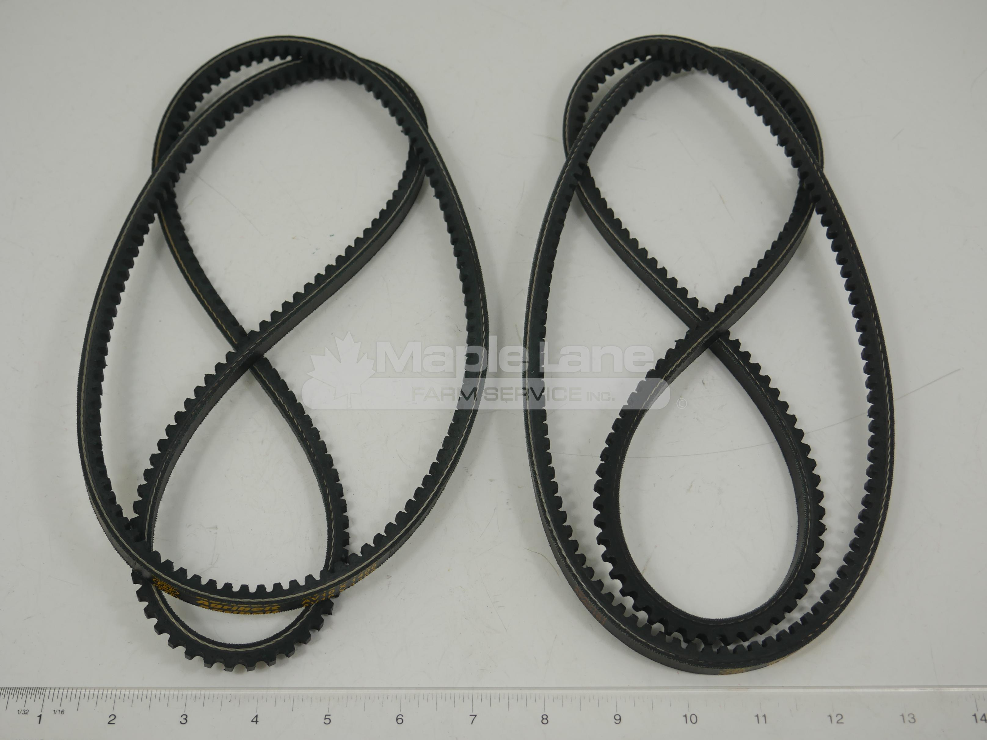3619356M91 Matching Belt Set