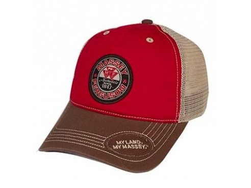 Massey Ferguson Authentic Hat
