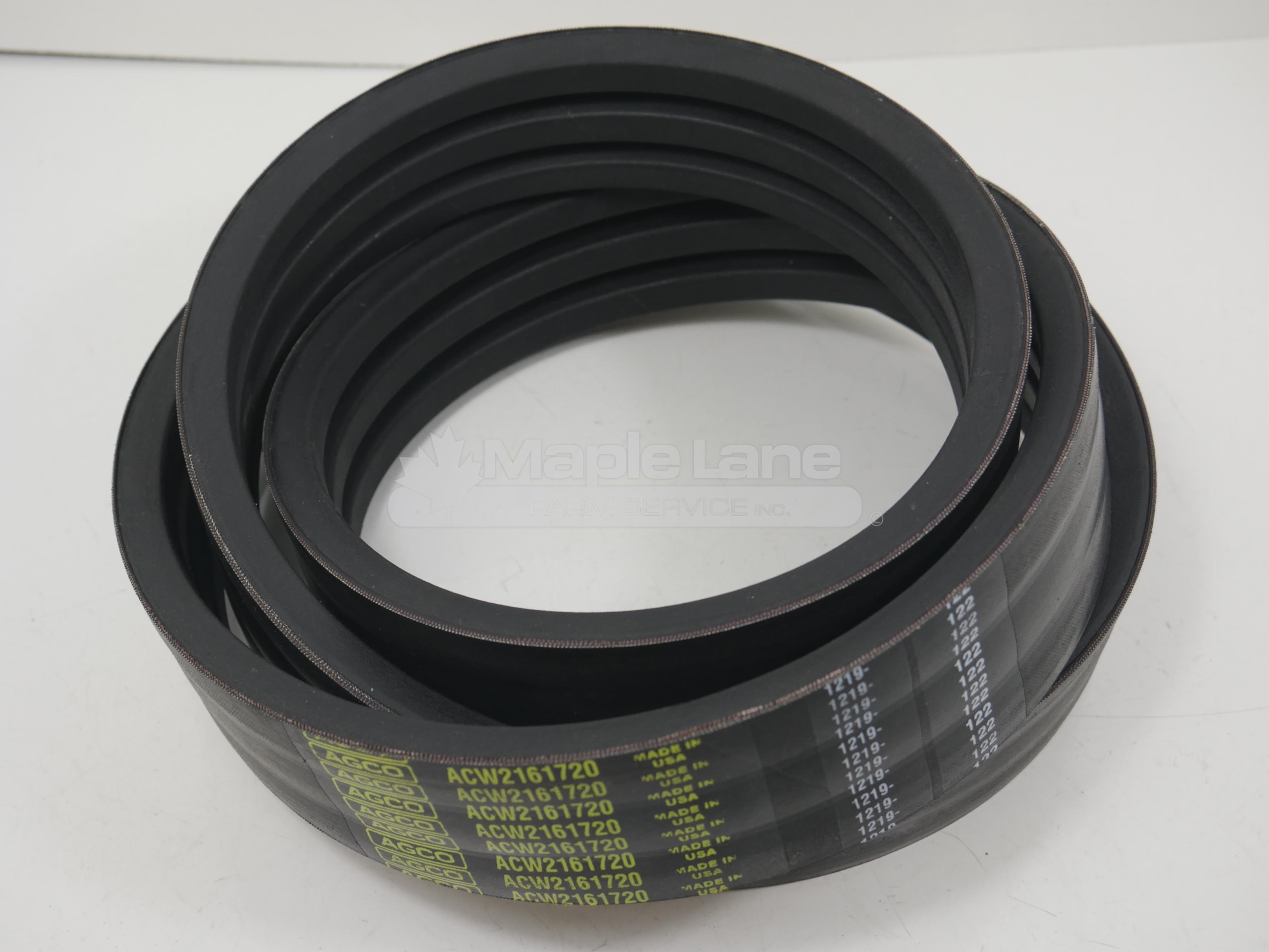 ACW2161720 Belt 2.202m