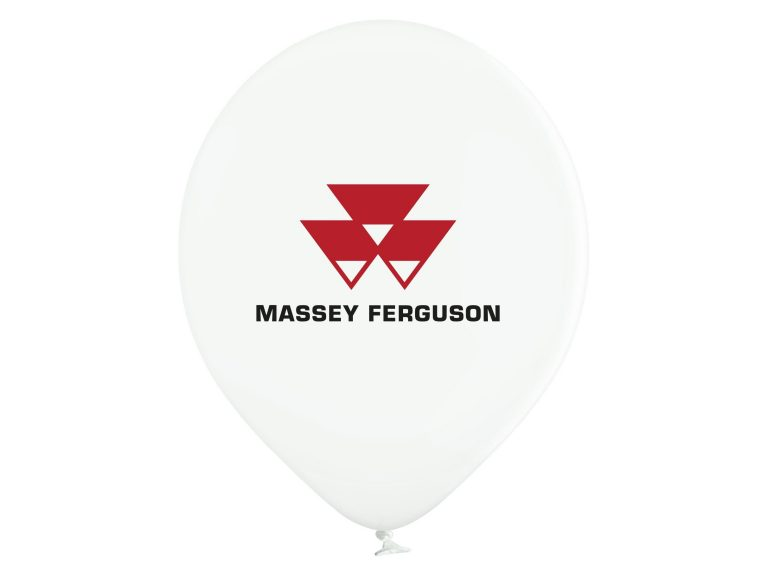 Massey Ferguson Balloons 100 Pack