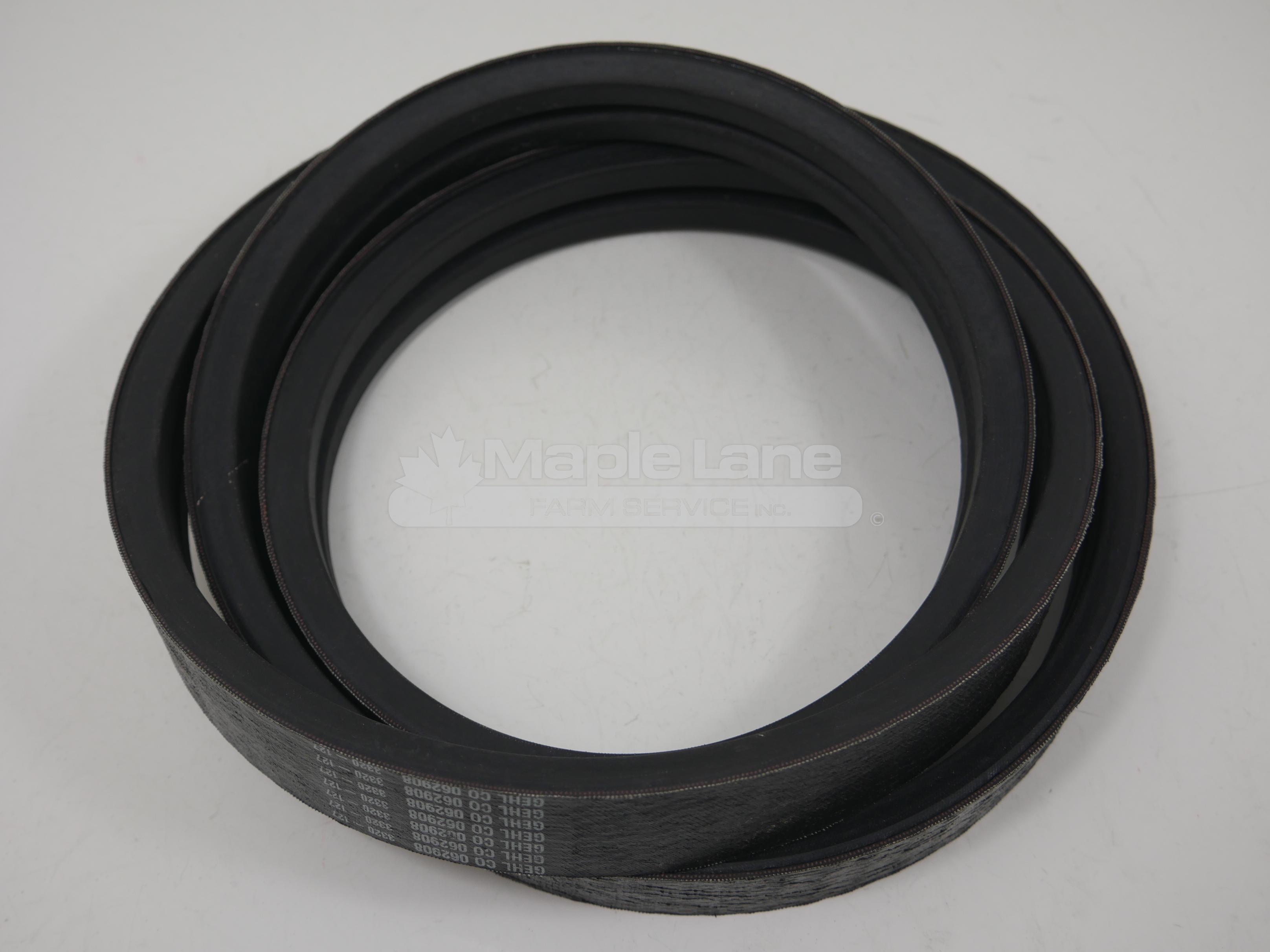 062908 Powerband Belt