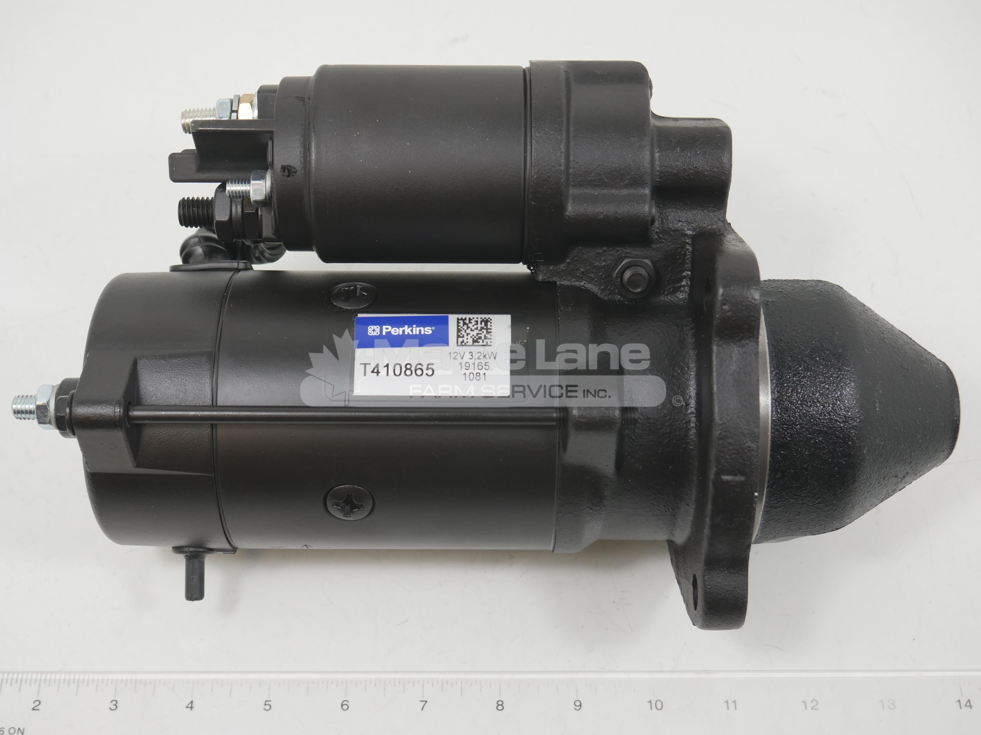 J958579 Starter Motor