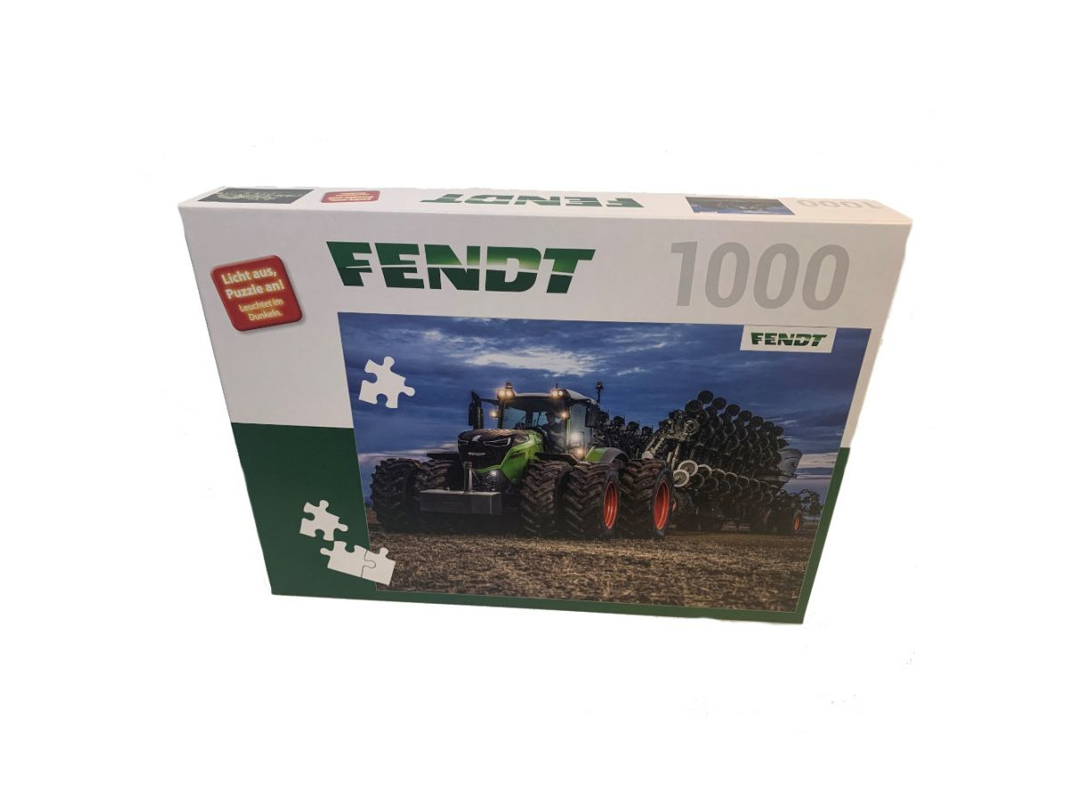 Fendt and Momentum Glow Puzzle