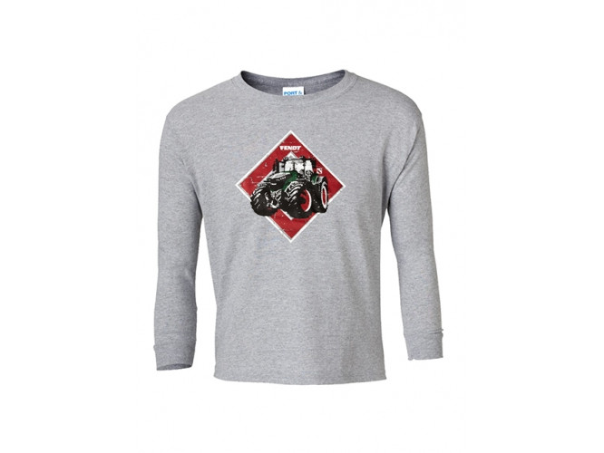 Child's Fendt Red Diamond Shirt