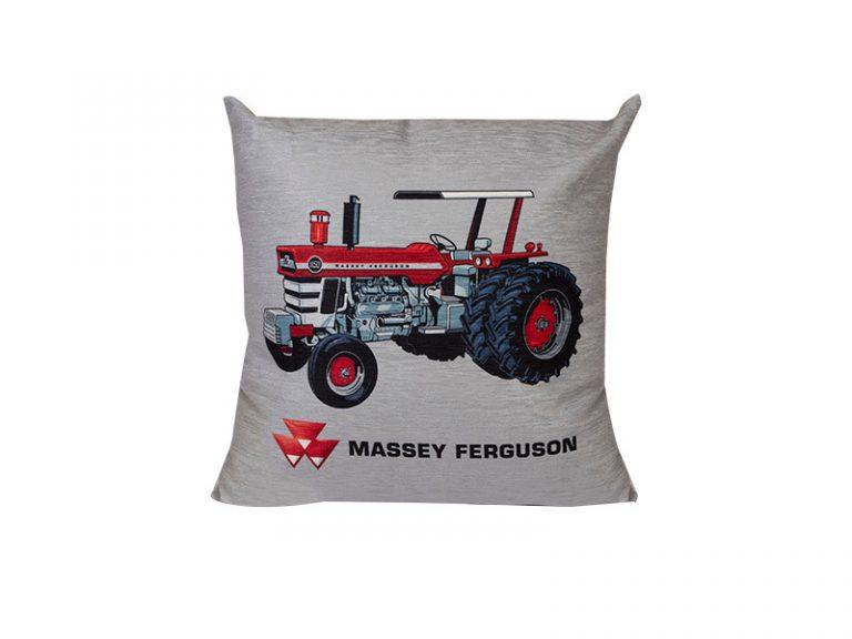 Massey Ferguson Throw Pillow