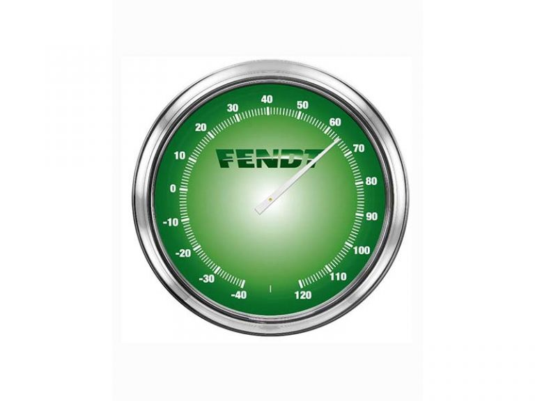 Fendt Thermometer