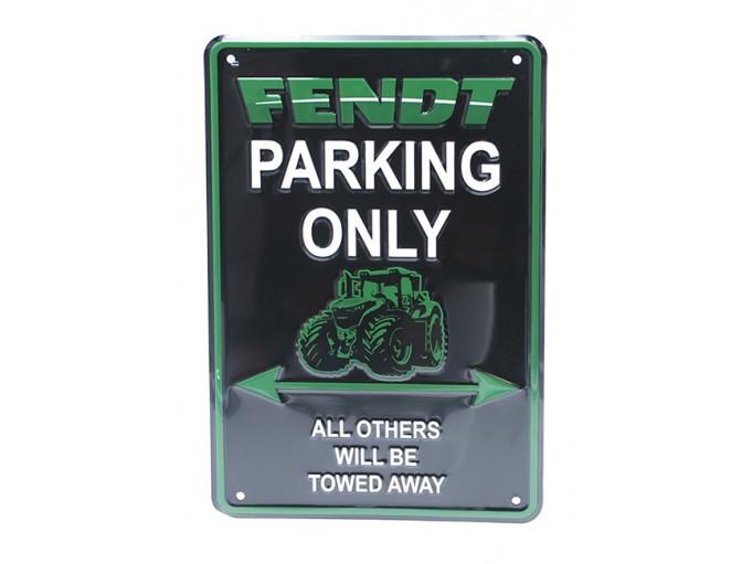 Fendt No Parking Sign