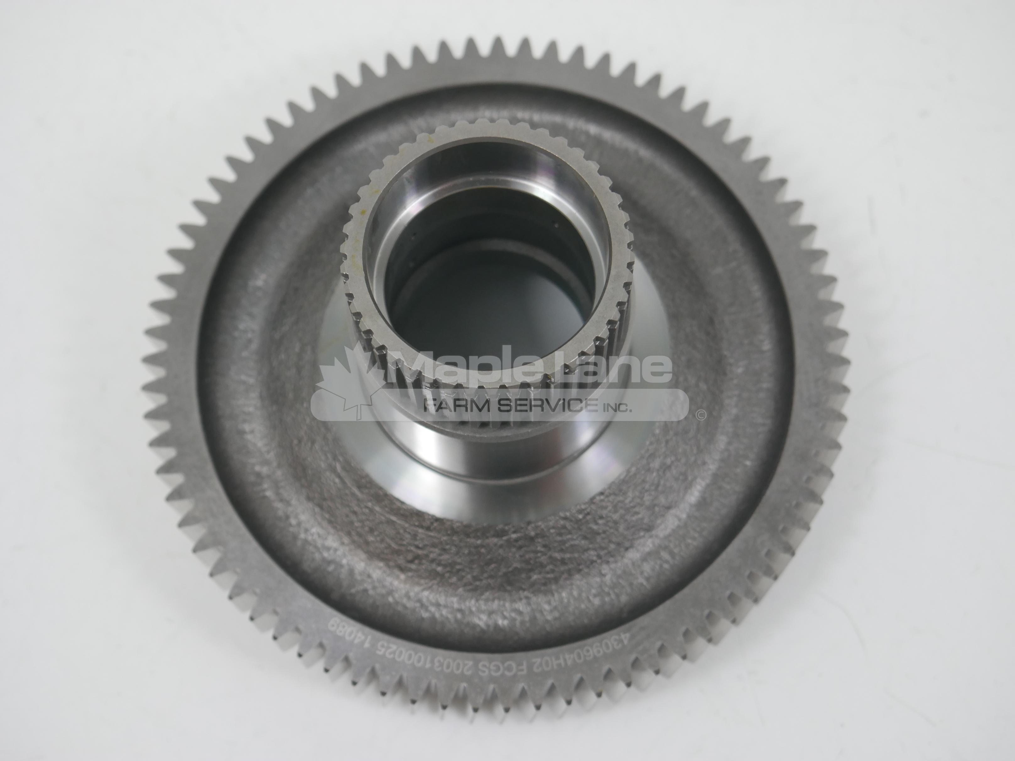 4309604M2 Gear Z = 75