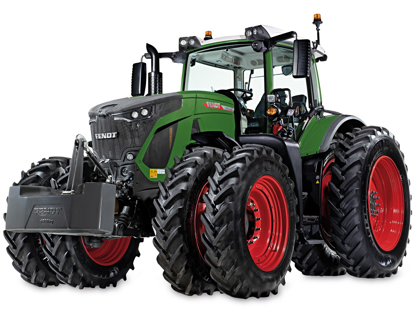 Wiking Fendt 942 With Duals
