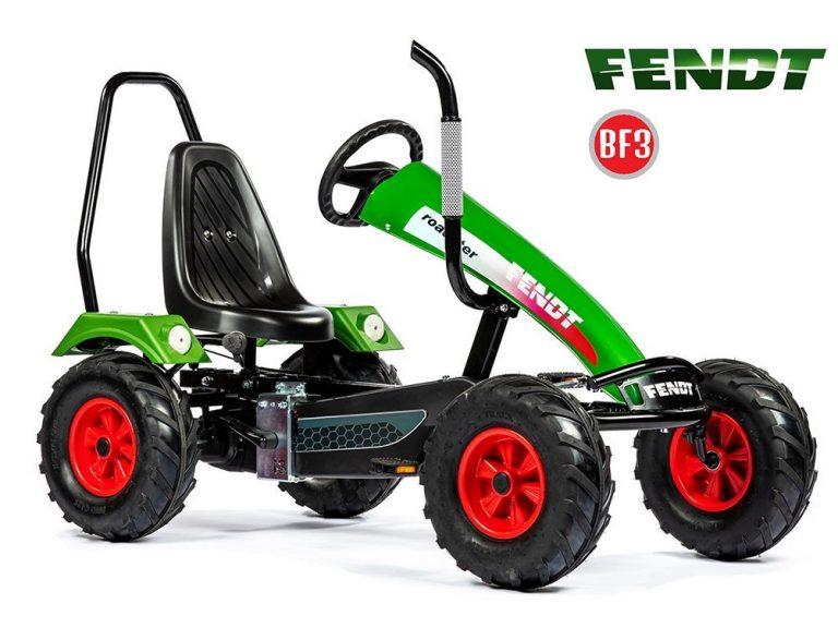 Premium Fendt Roadster