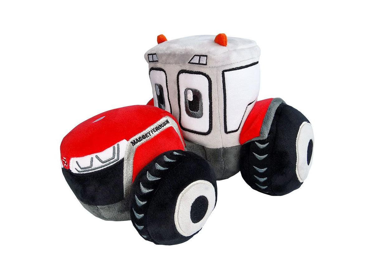 Massey Ferguson 8S Plush Toy