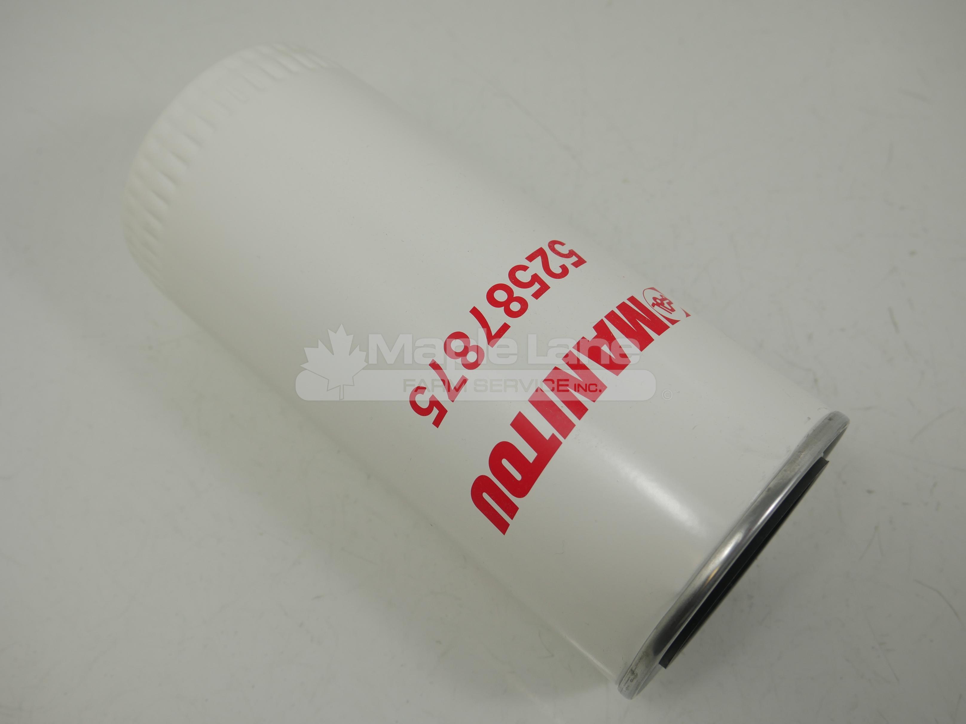 52587875 Hydraulic Oil Filter
