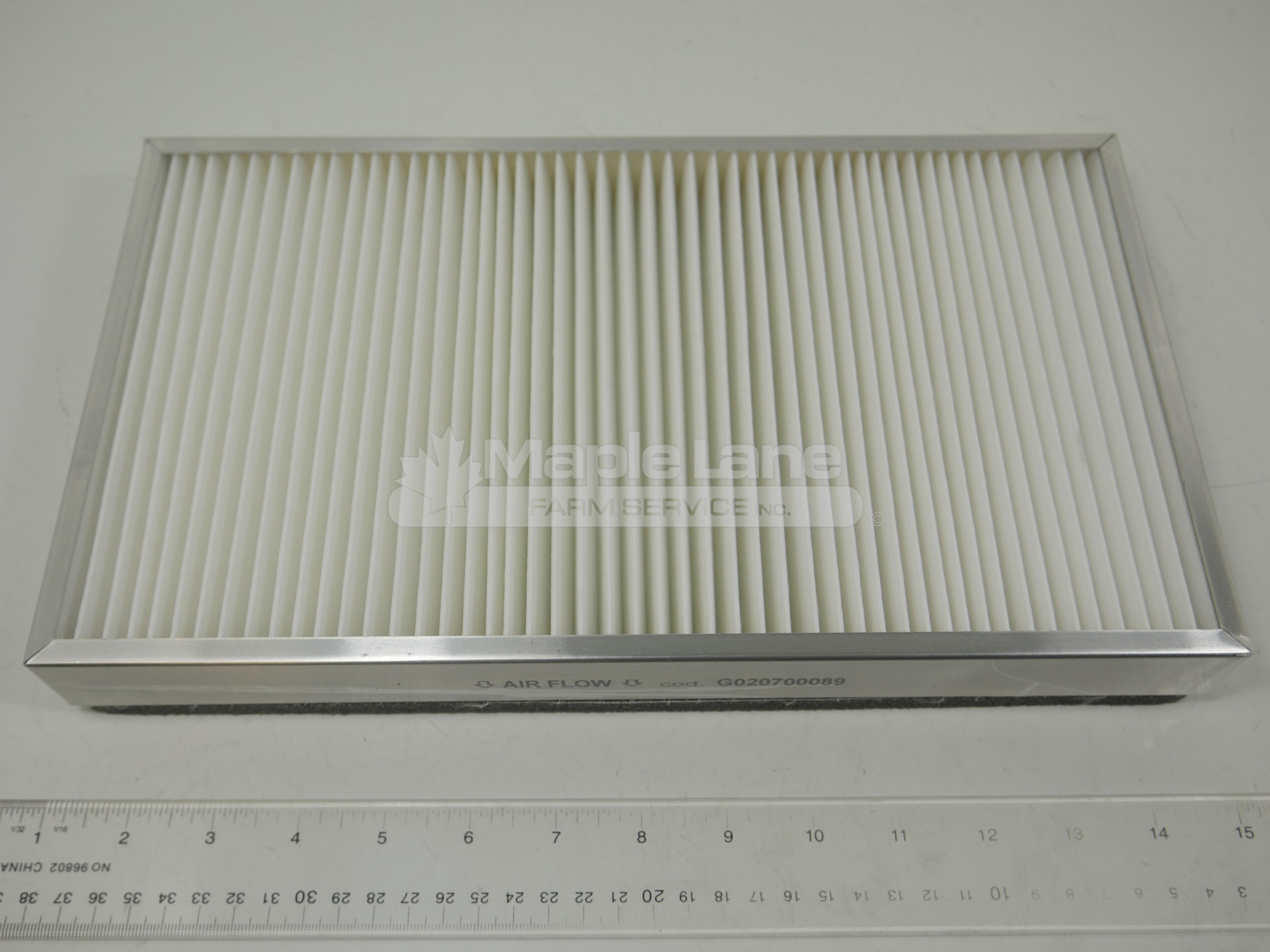 52589603 Air Filter