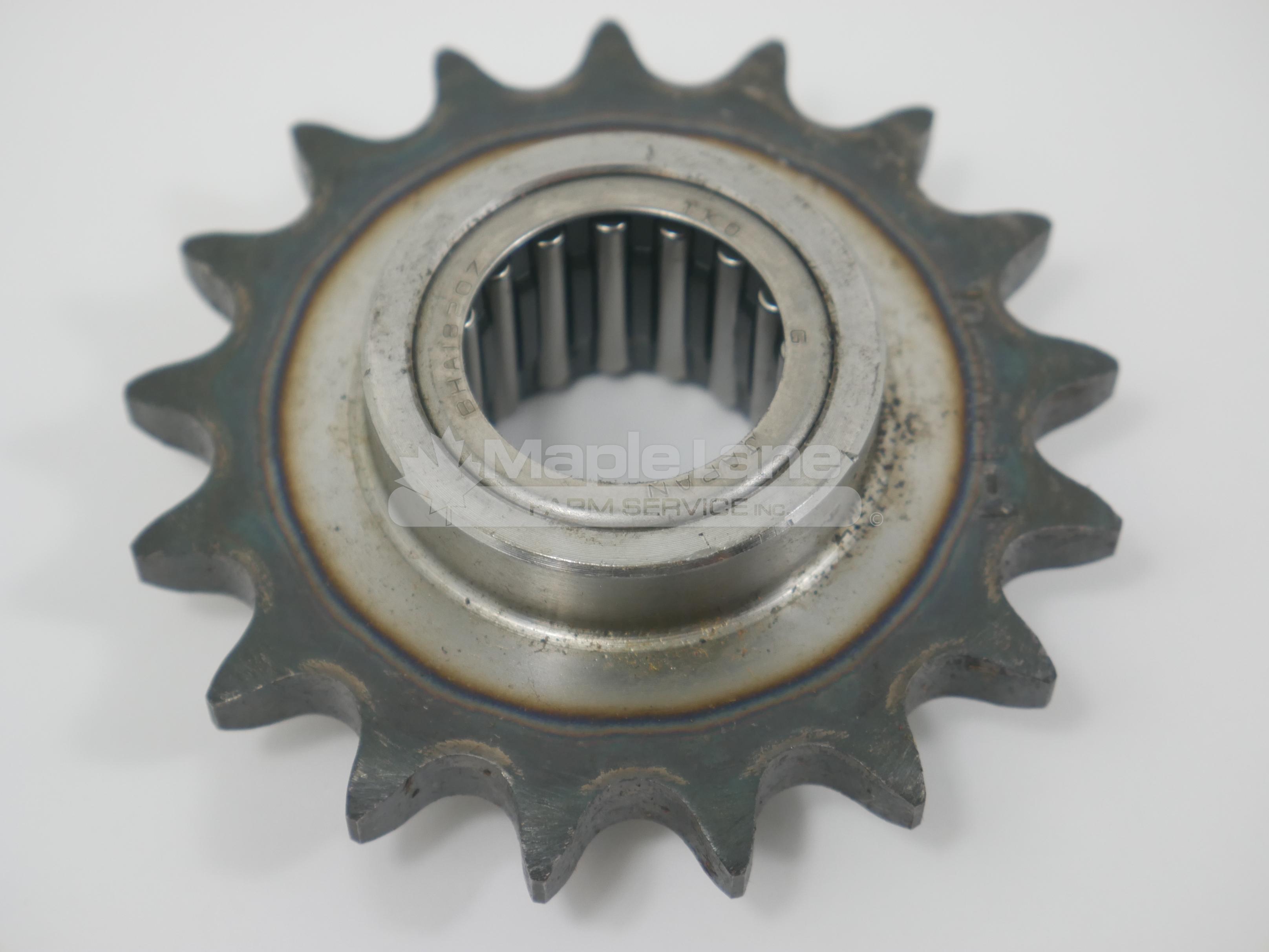 10-0061 Sprocket with Bearing