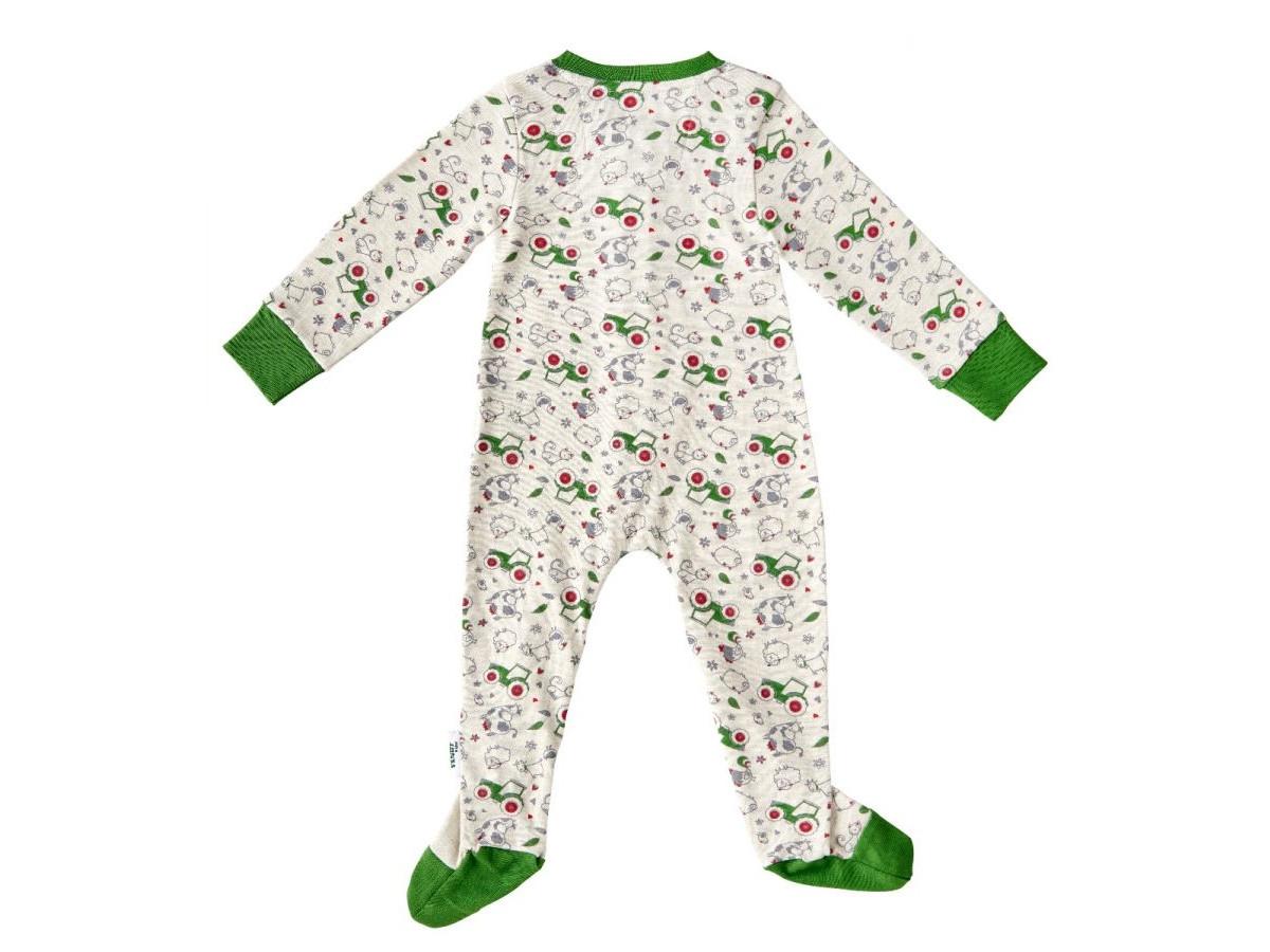 Fendt Farm Animals Zip Up Pajamas