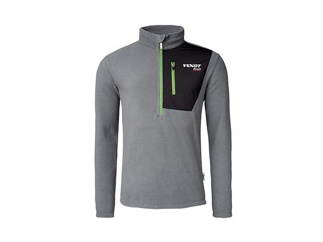 Fendt Profi Half-Zip Sweater